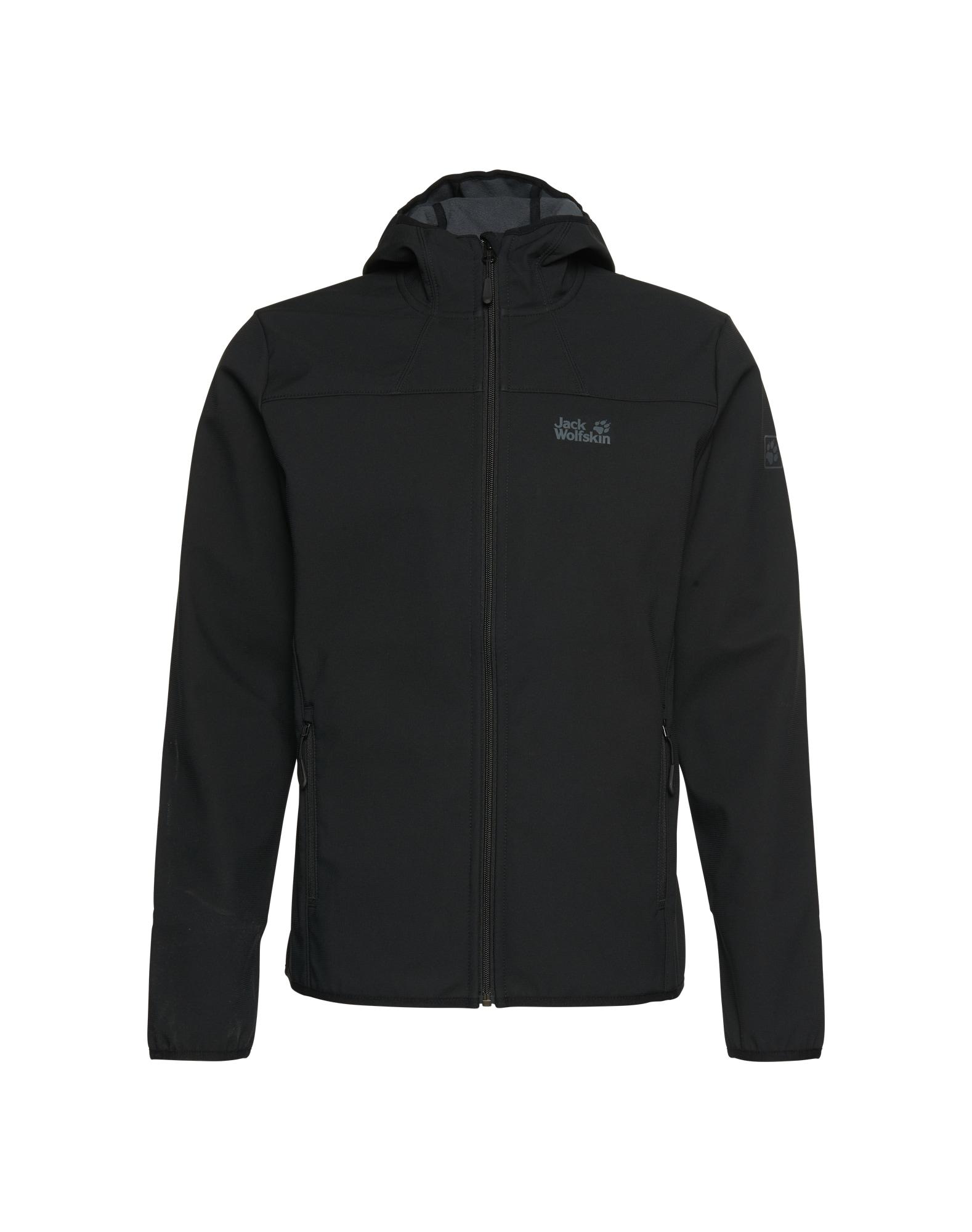 Outdoorová bunda NORTHERN POINT černá JACK WOLFSKIN