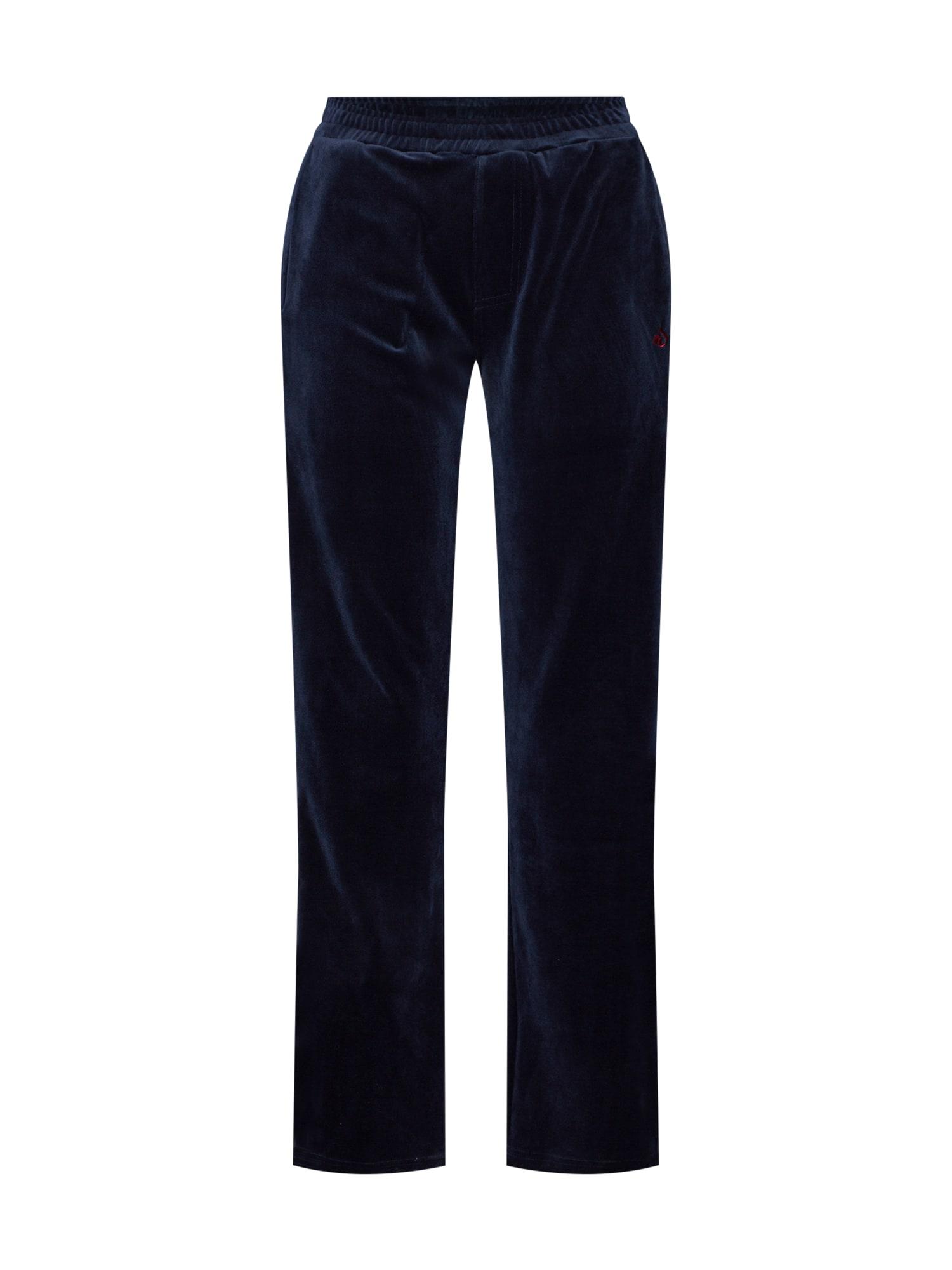 Kalhoty Temptation Pant námořnická modř Iriedaily