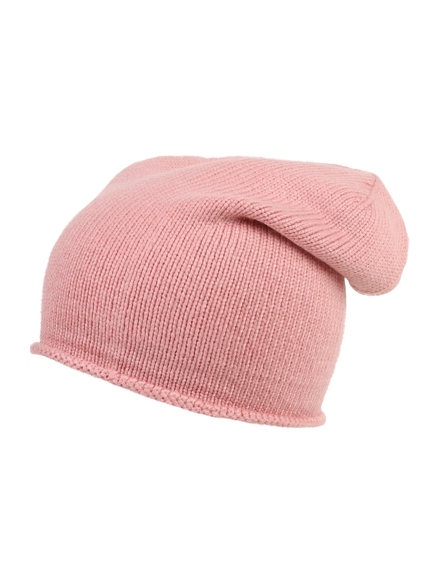 Čepice růžová PIECES