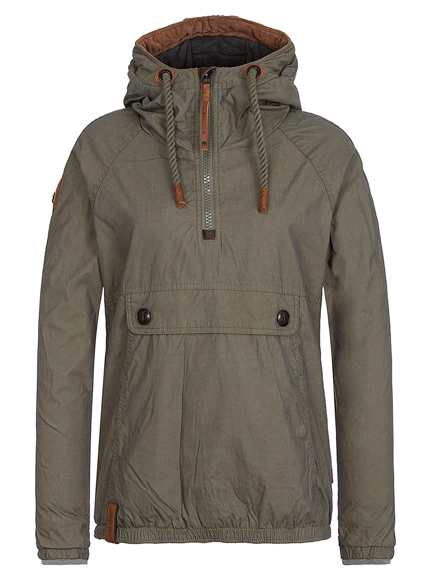 Zimní bunda olivová Naketano