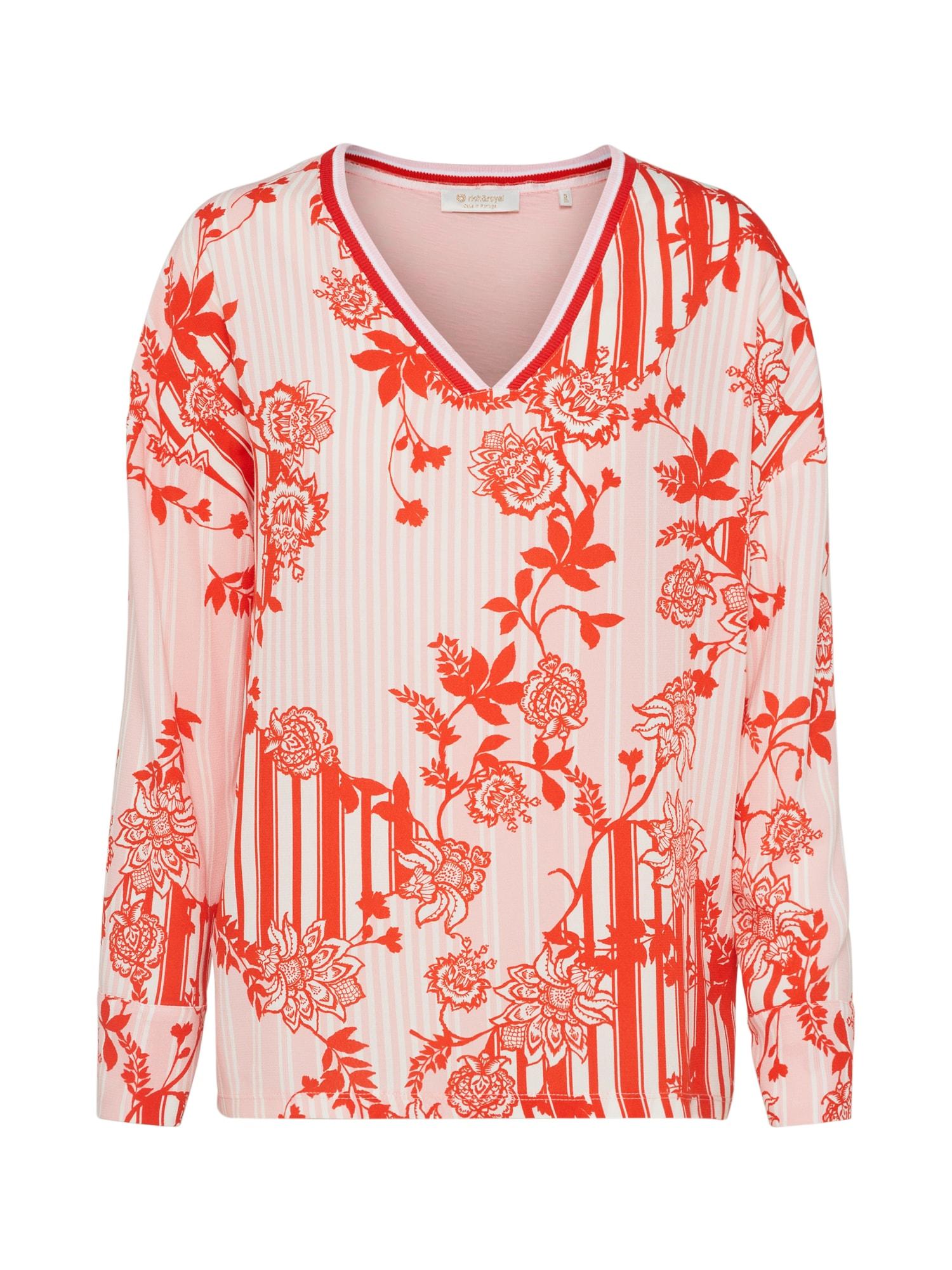 Tunika růžová červená Rich & Royal