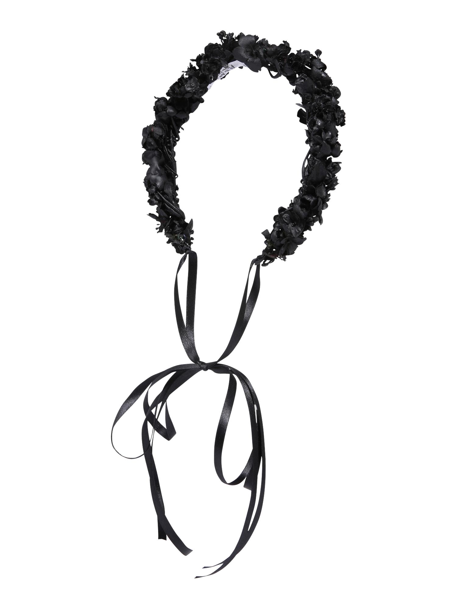 Šperky do vlasů ALL BLACK černá We Are Flowergirls