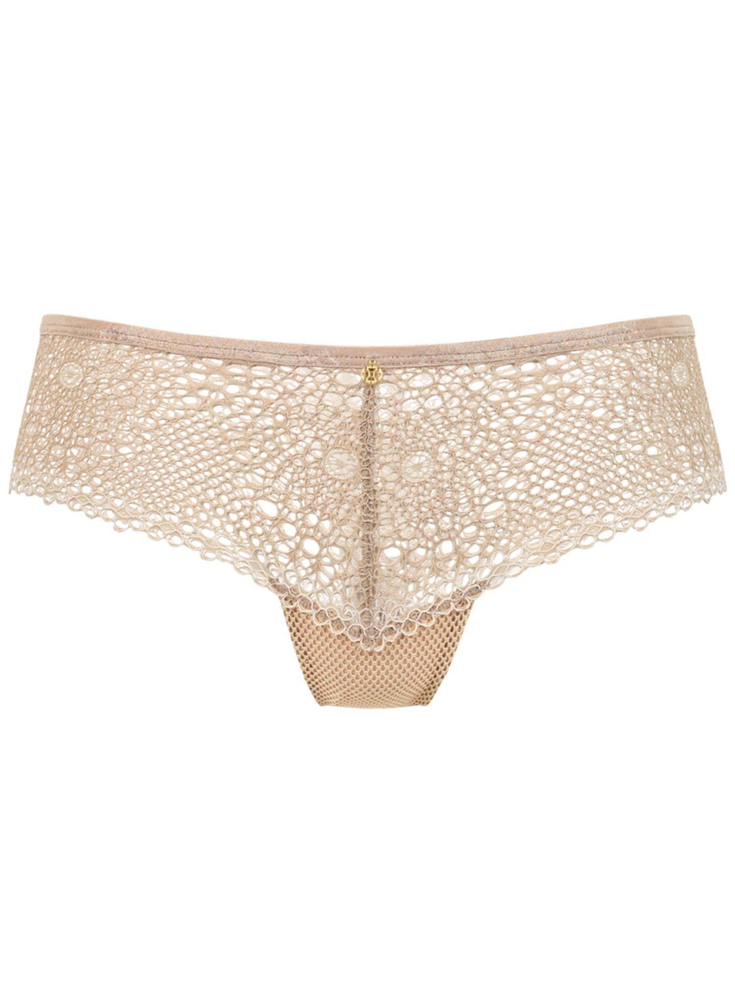 Kalhotky Fancy Crochet Panty písková PALMERS
