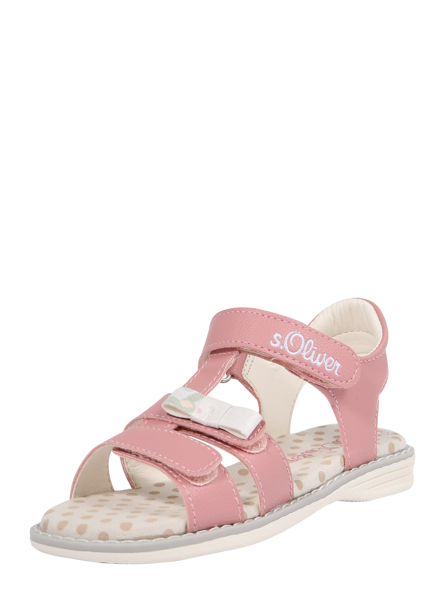 Sandály růžová S.Oliver Junior