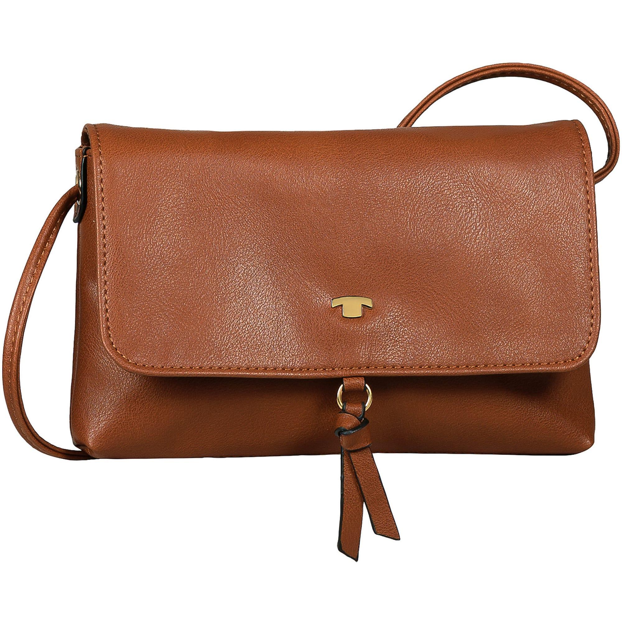 Abendtaschen 'Luna Fall' | Taschen > Handtaschen > Abendtaschen | Braun | TOM TAILOR