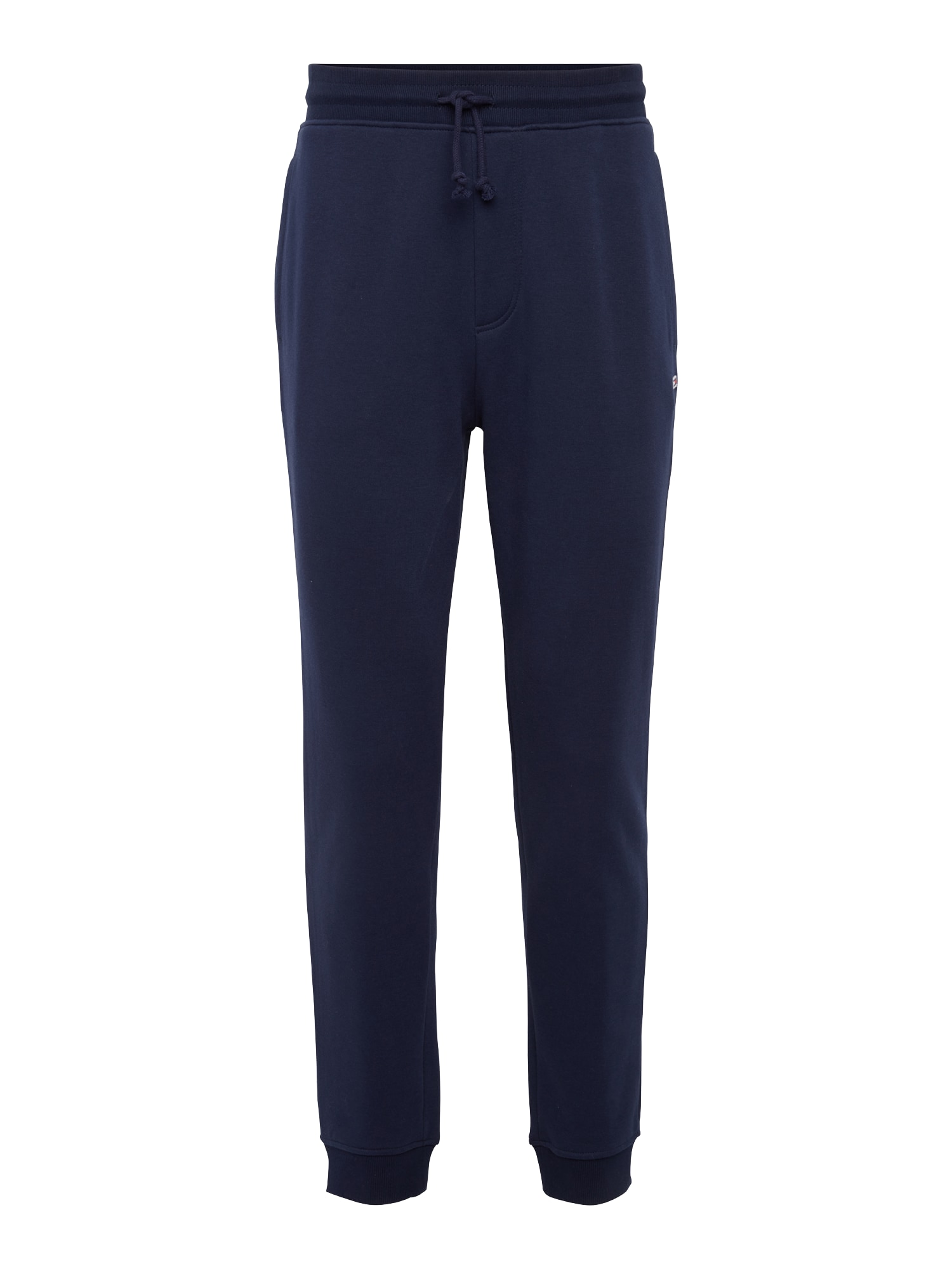 Tommy Jeans, Heren Broek 'TJM TOMMY CLASSICS SWEATPANT', donkerblauw