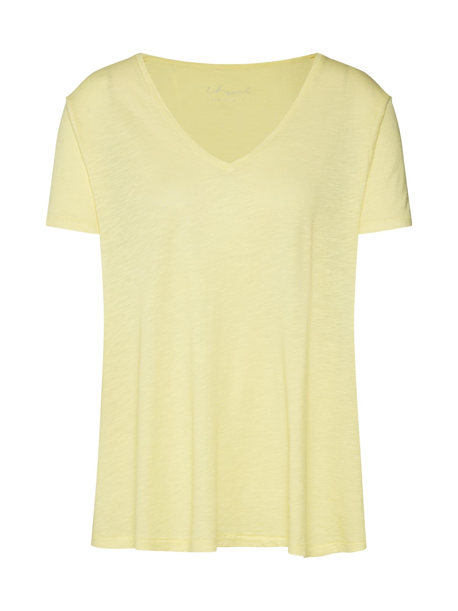 Tričko Wanda žlutá Iheart