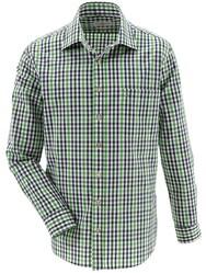 Trachtenhemd im Karo-Dessin