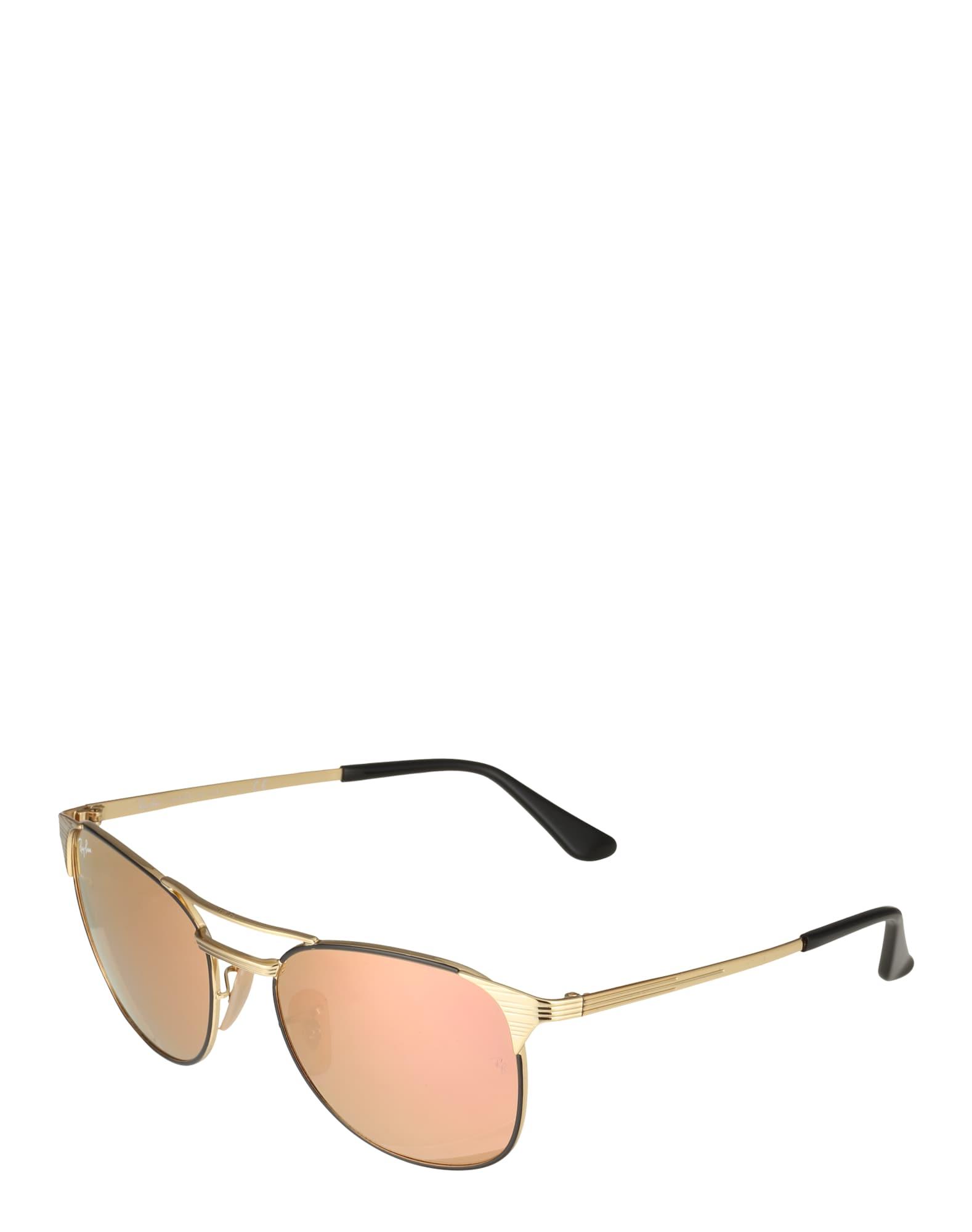 Sluneční brýle Signet zlatá černá Ray-Ban