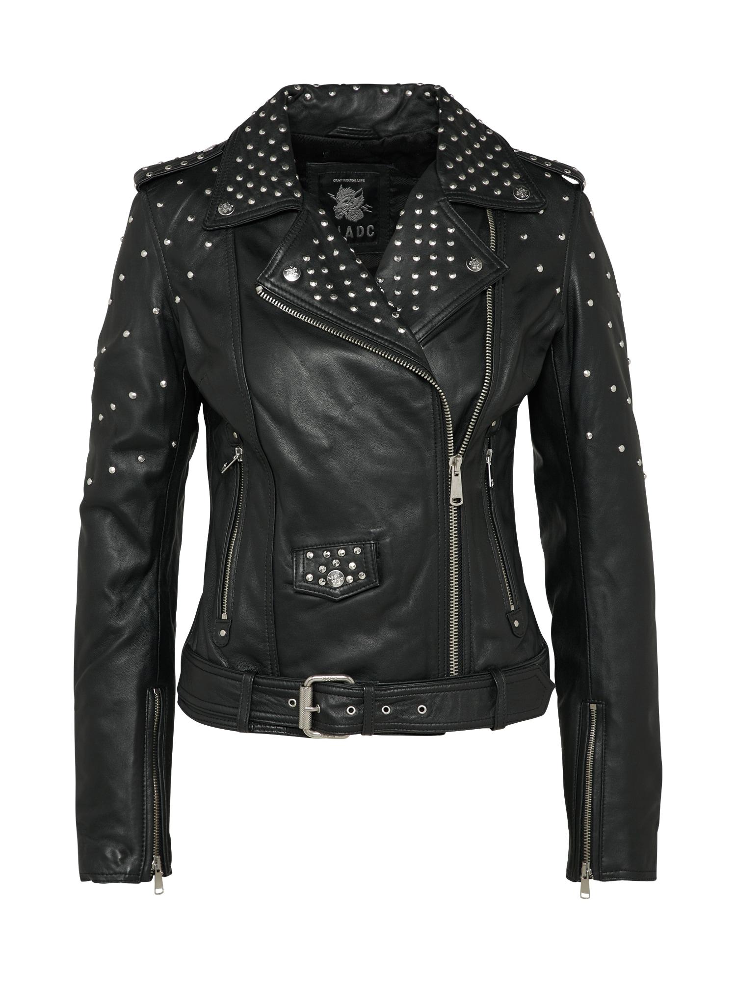 Přechodná bunda Diane černá #LADC