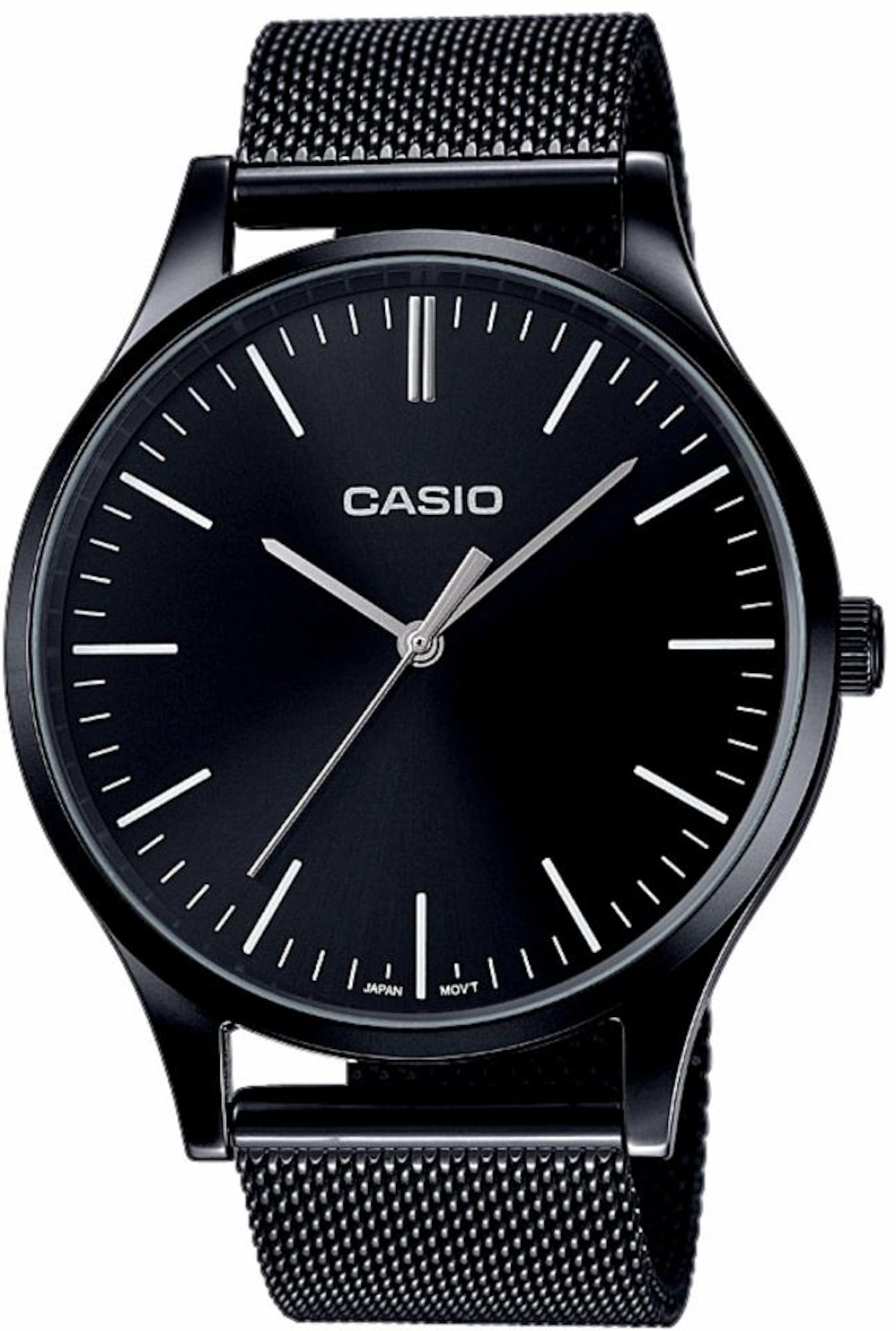 Collection Quarzuhr »LTP-E140B-1AEF« | Uhren | Schwarz | Casio