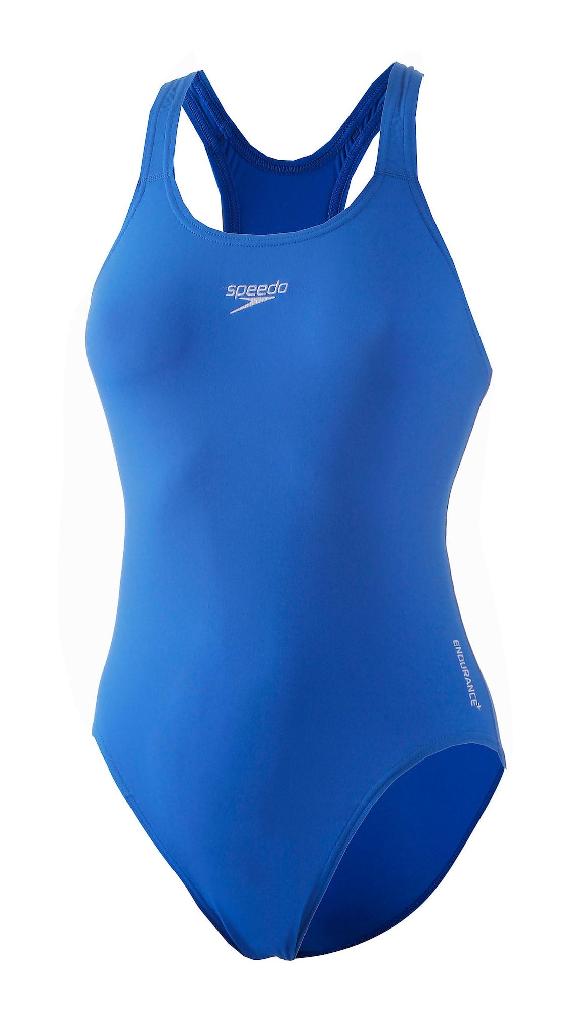SPEEDO, Dames Sportbadpak, blauw
