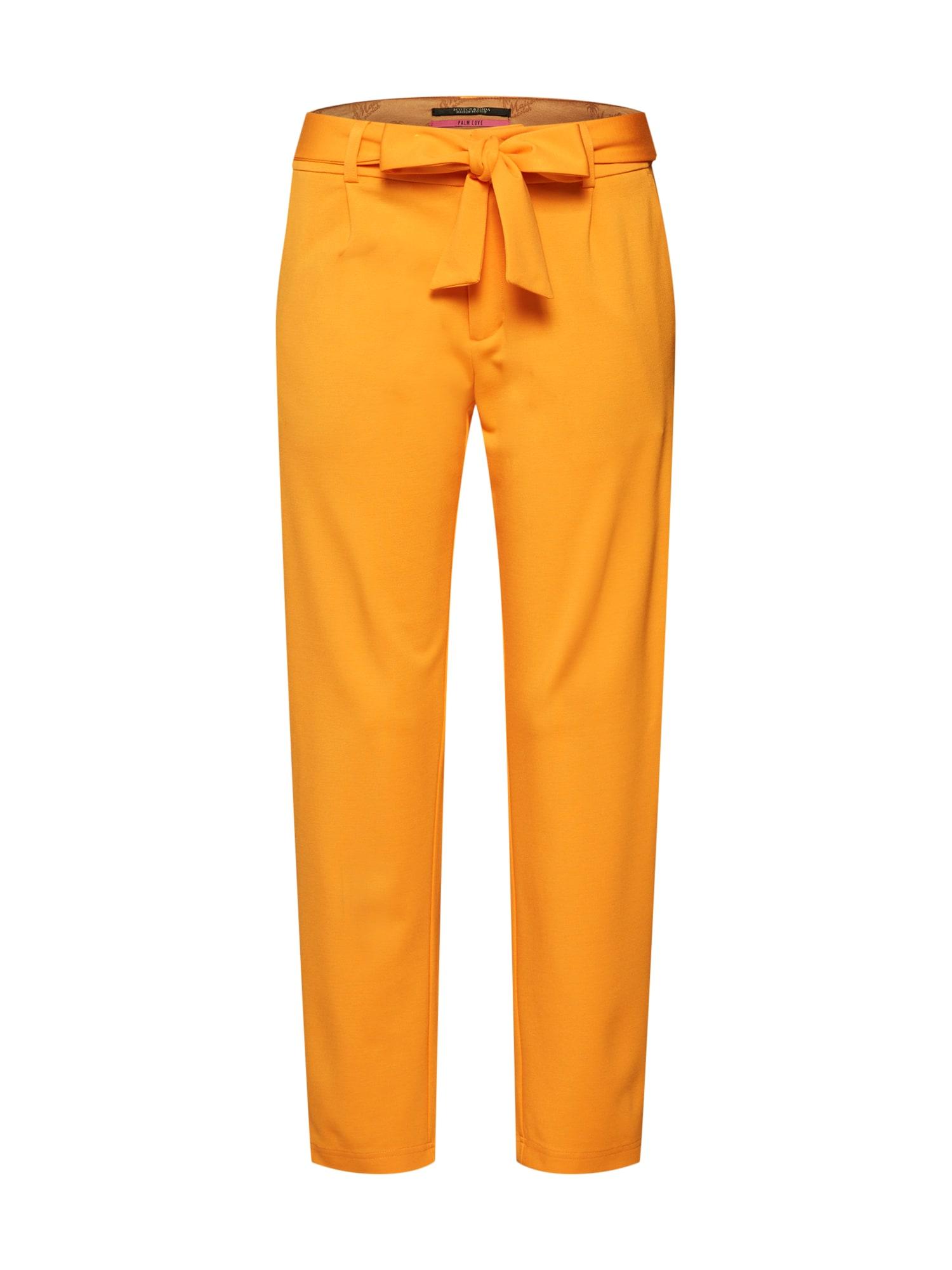 Kalhoty hořčicová SCOTCH & SODA
