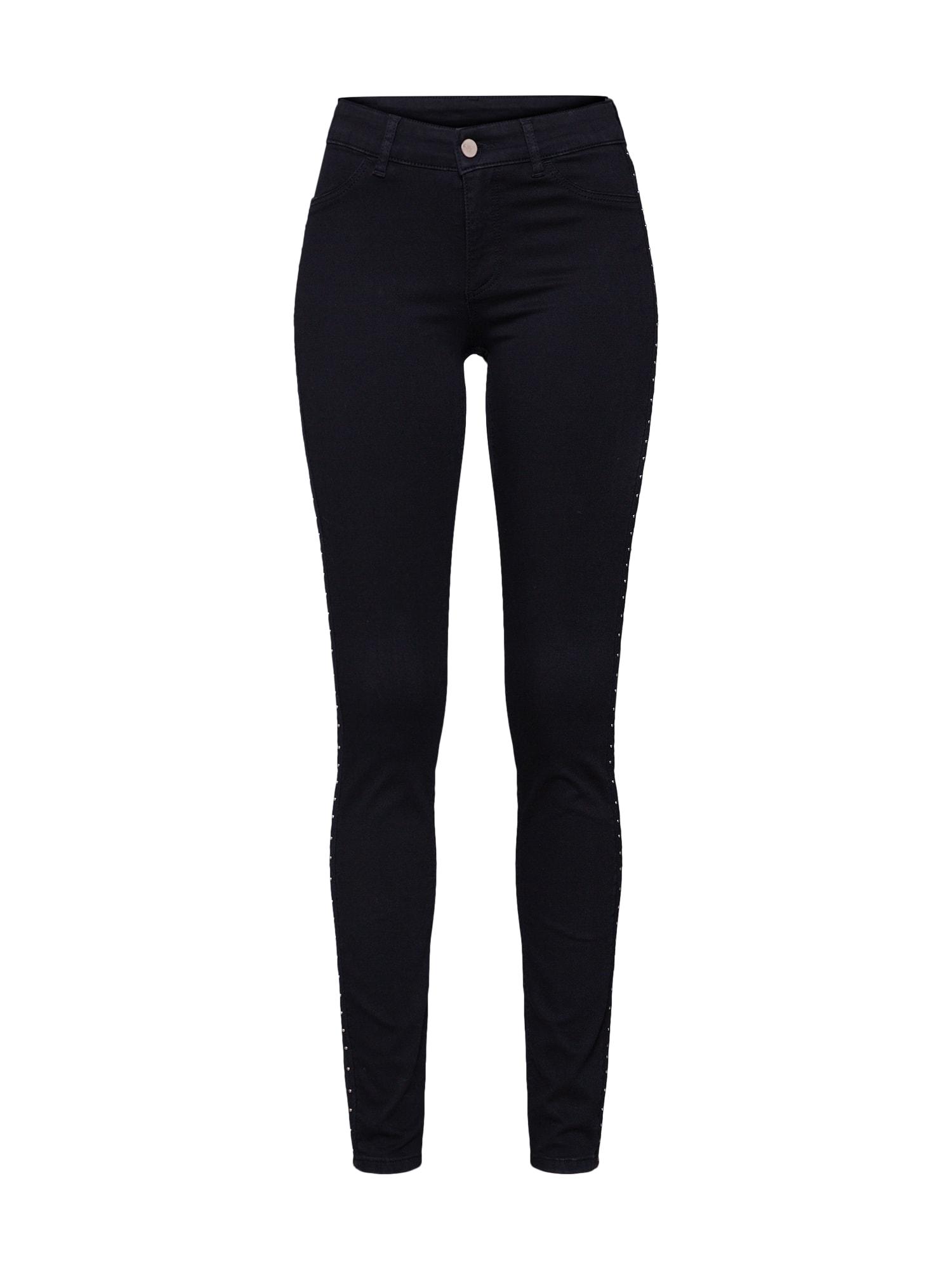 Džíny Jeans černá SET