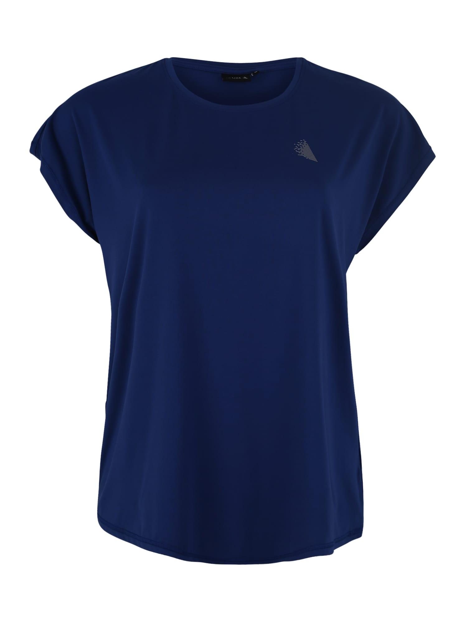 Funkční tričko námořnická modř Active By Zizzi