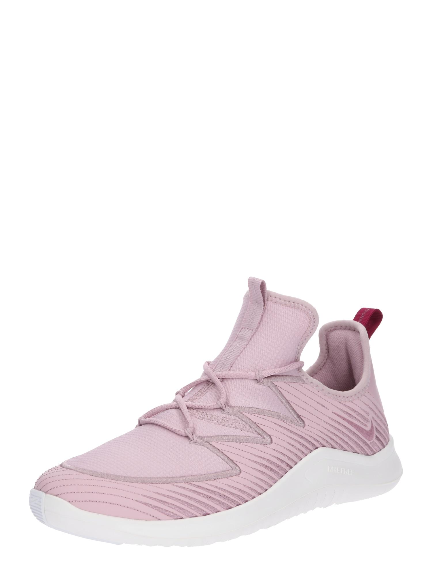 Sportovní boty Nike Free TR 9 růžová NIKE
