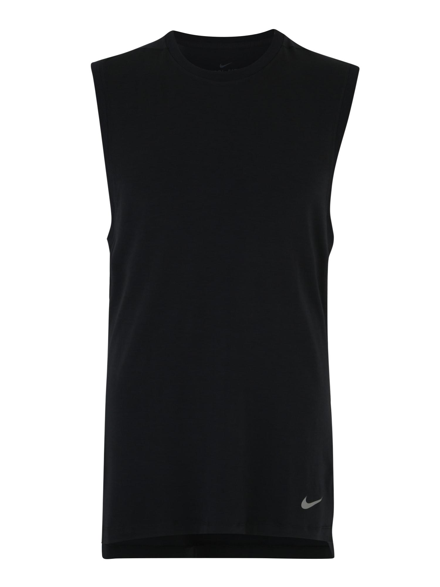 Funkční tričko Nike Dri-FIT černá NIKE