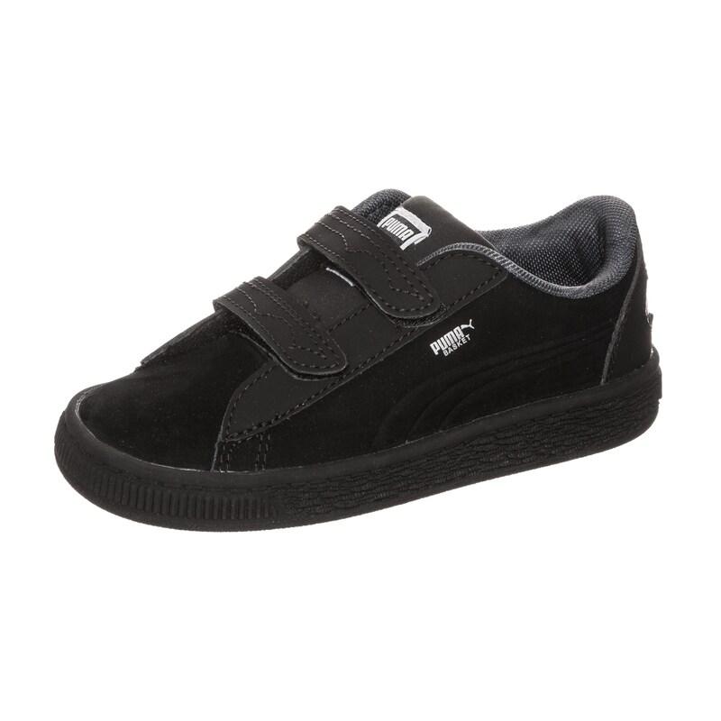PUMA ´JL Batman Basket V´ Sneaker Kleinkinder