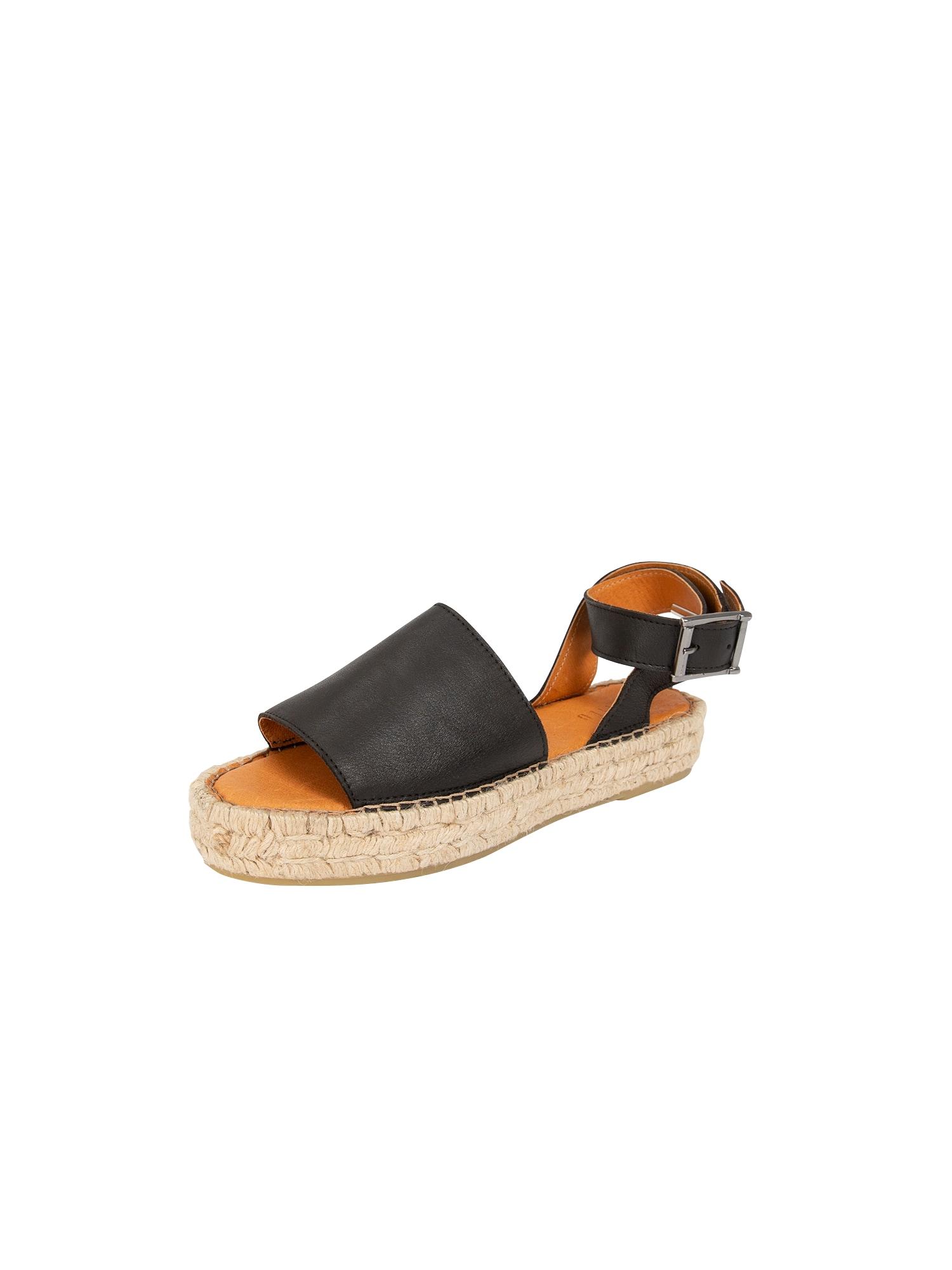 Sandály Jeena černá EDITED