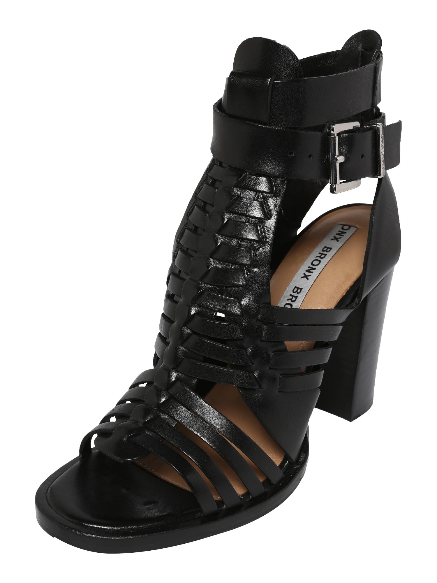 Sandály Hayden černá BRONX