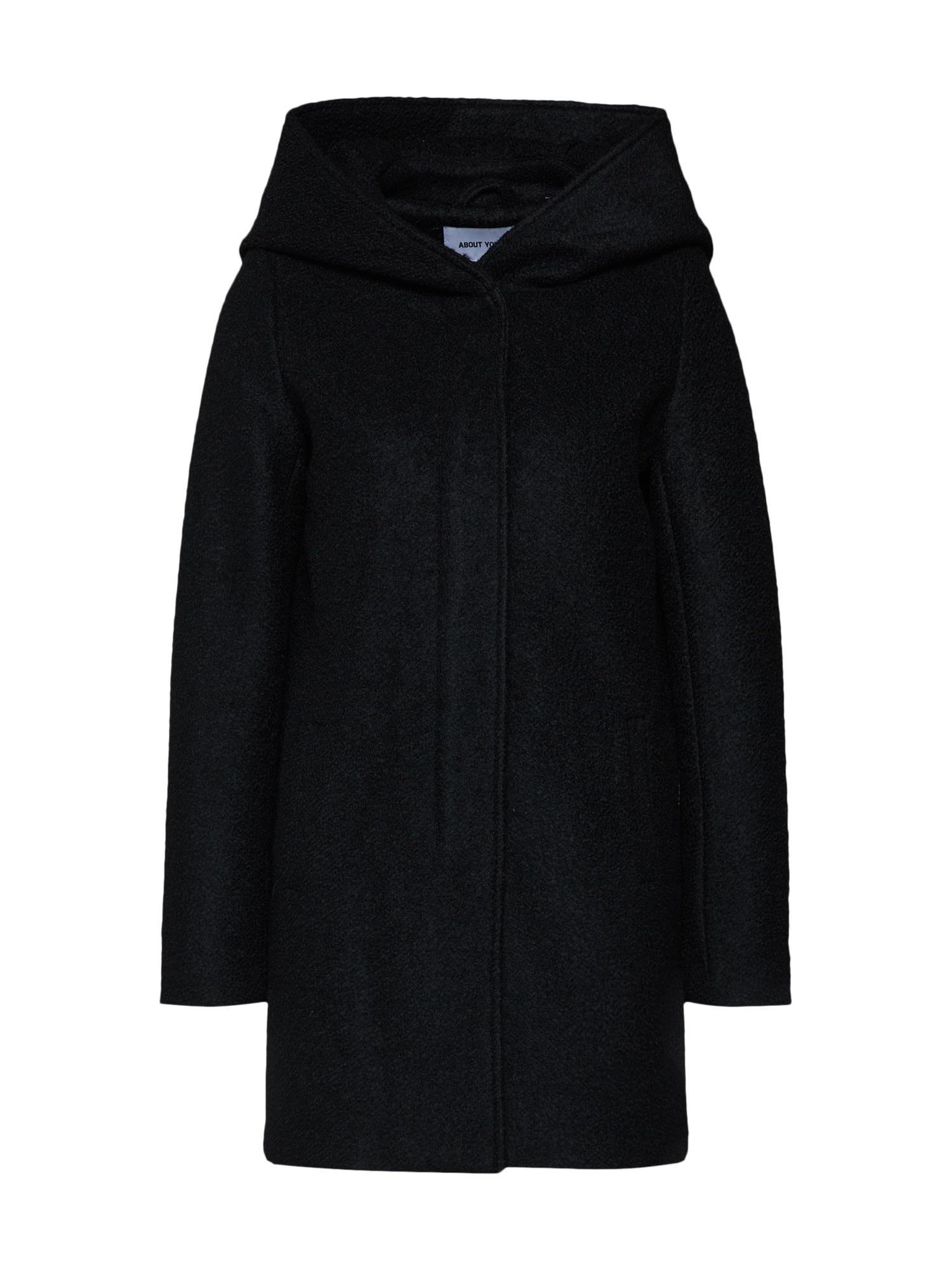 Zimní kabát Selin černá ABOUT YOU