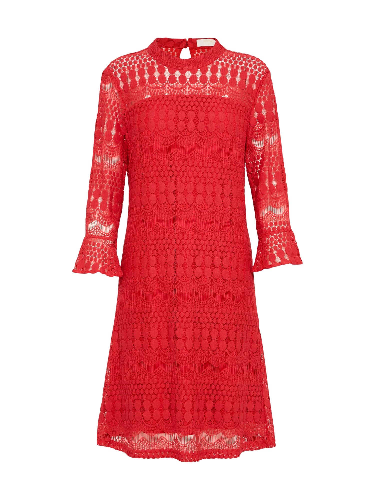 Šaty Gina červená Cream