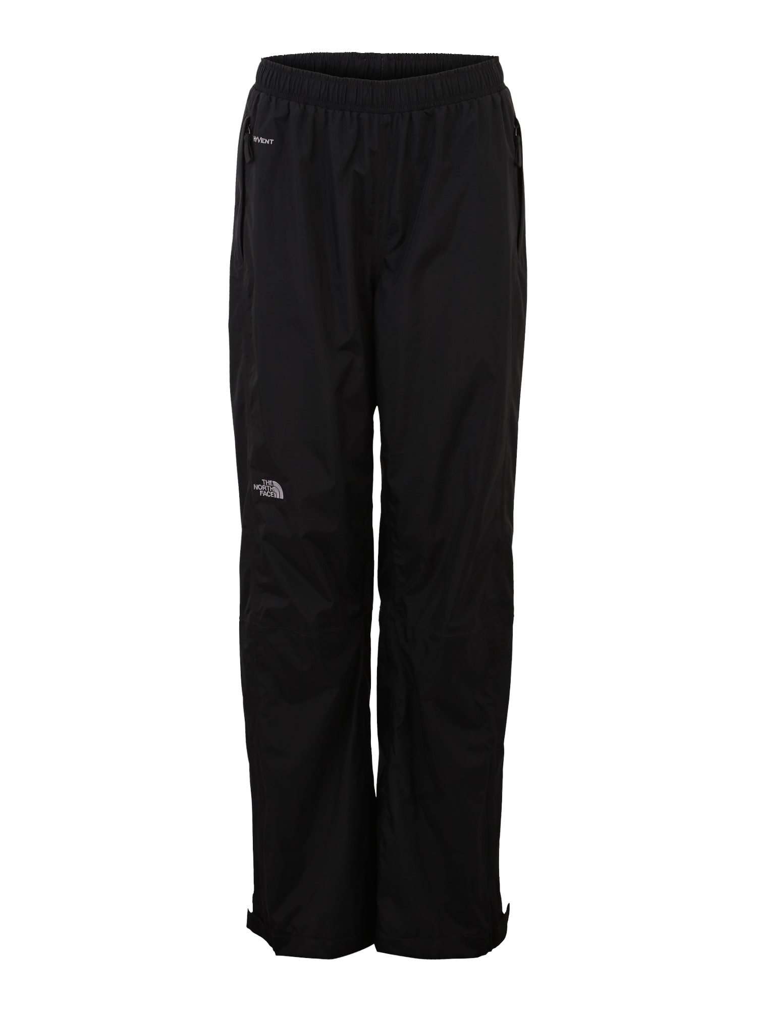 Outdoorové kalhoty RESOLVE PANT černá THE NORTH FACE