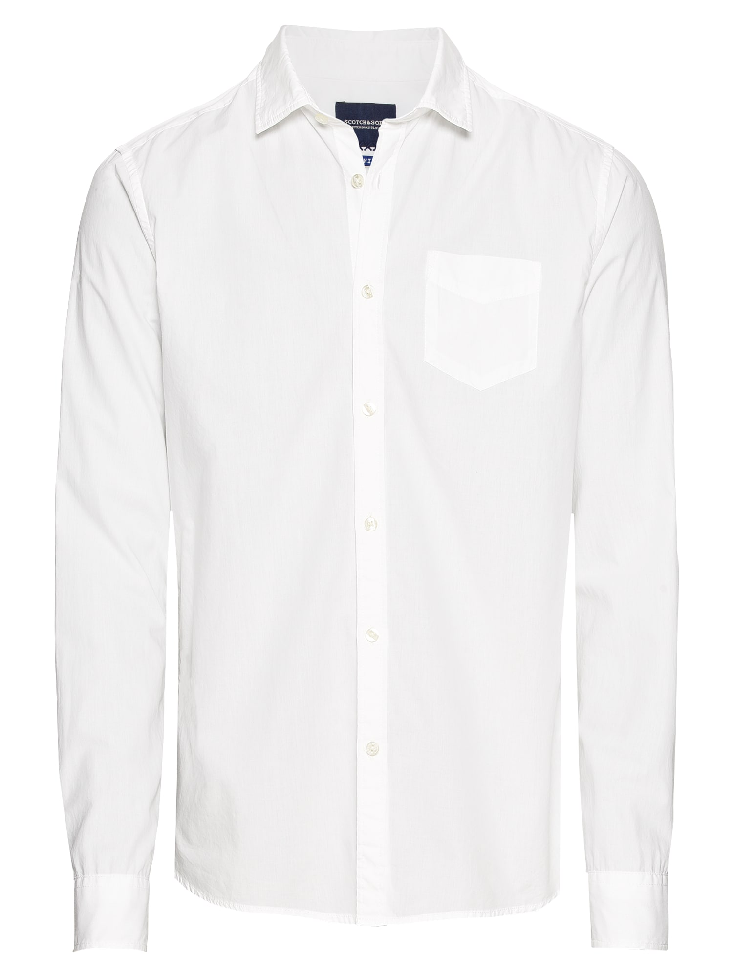 Košile Ams Blauw lightweight  bílá SCOTCH & SODA