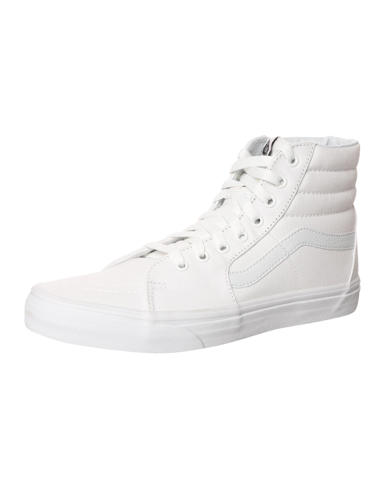 Kotníkové tenisky SK8-HI bílá VANS
