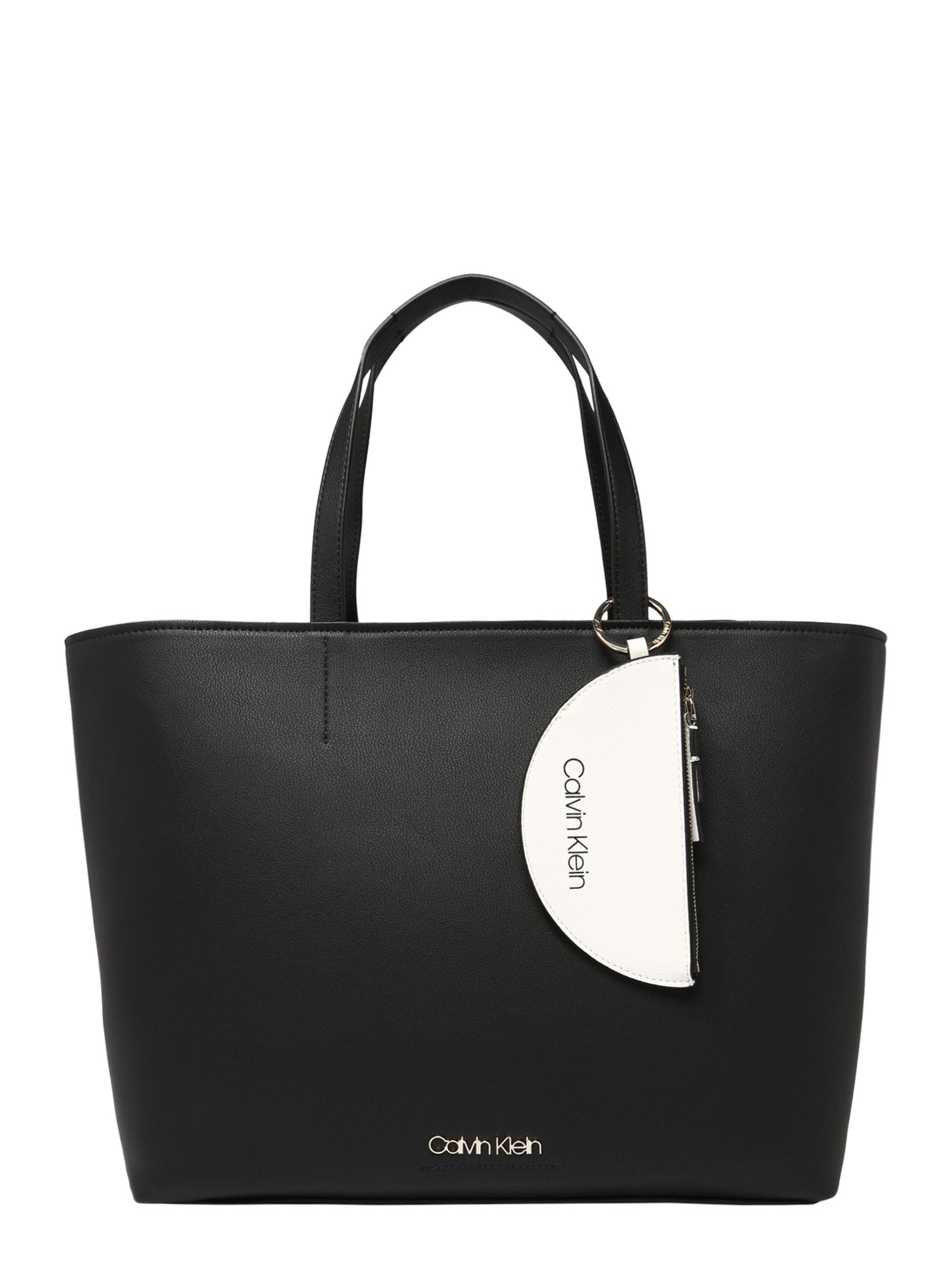 Kabelka Ck Must černá Calvin Klein
