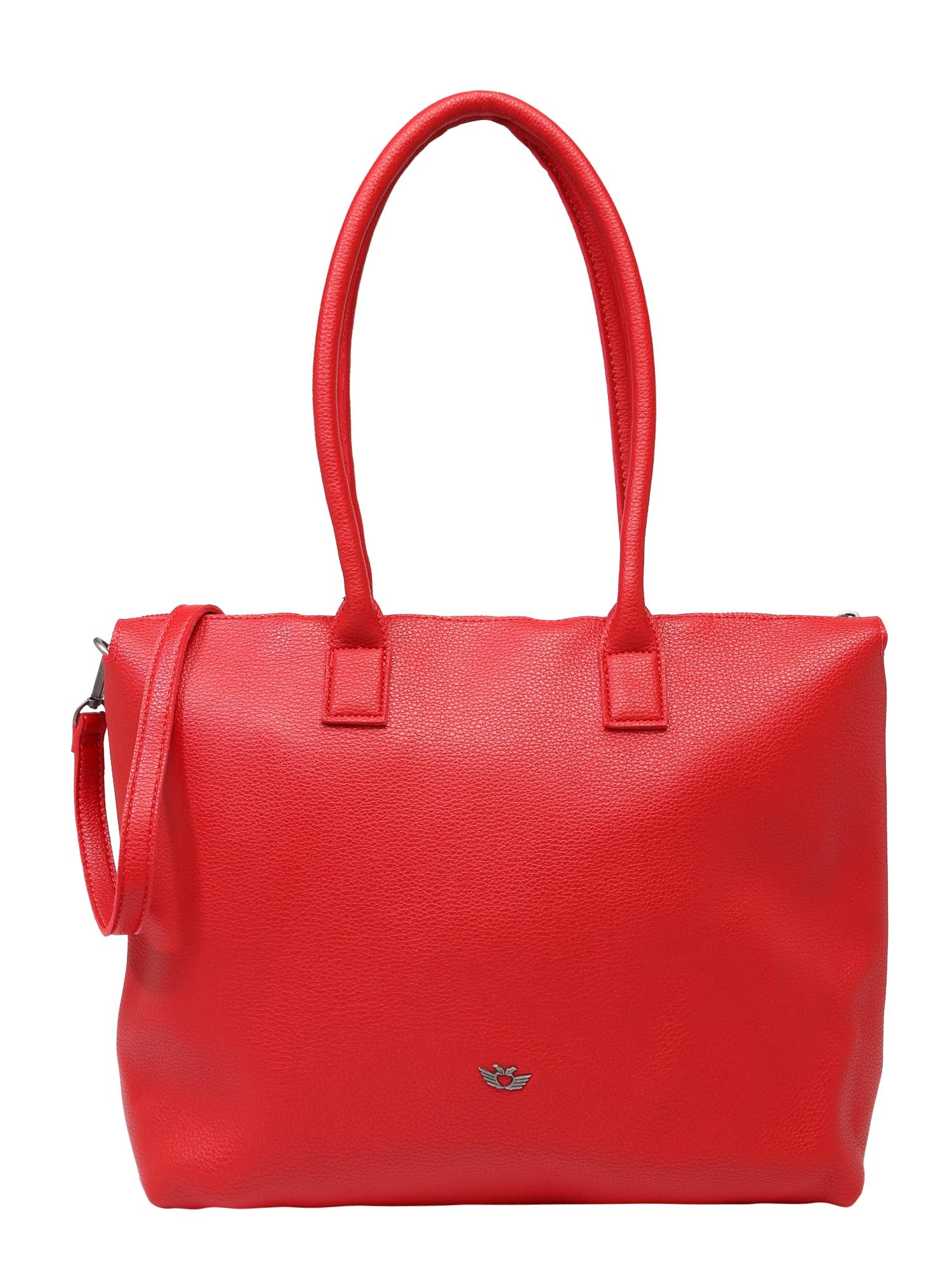 Nákupní taška Caja červená Fritzi Aus Preußen