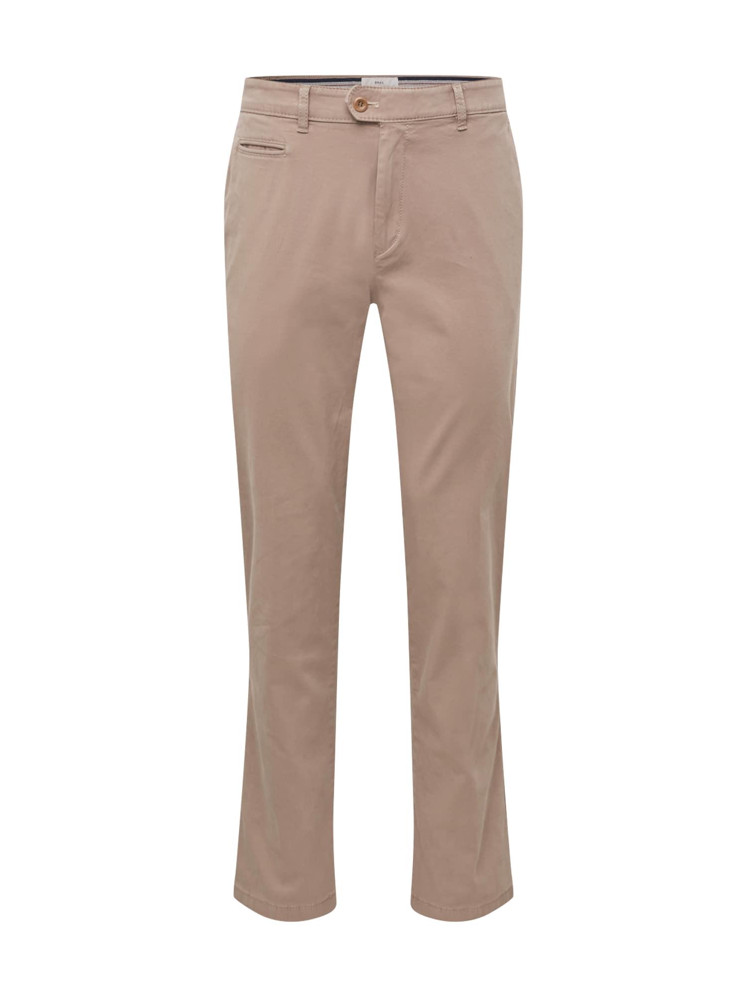 Chino kalhoty everest béžová BRAX