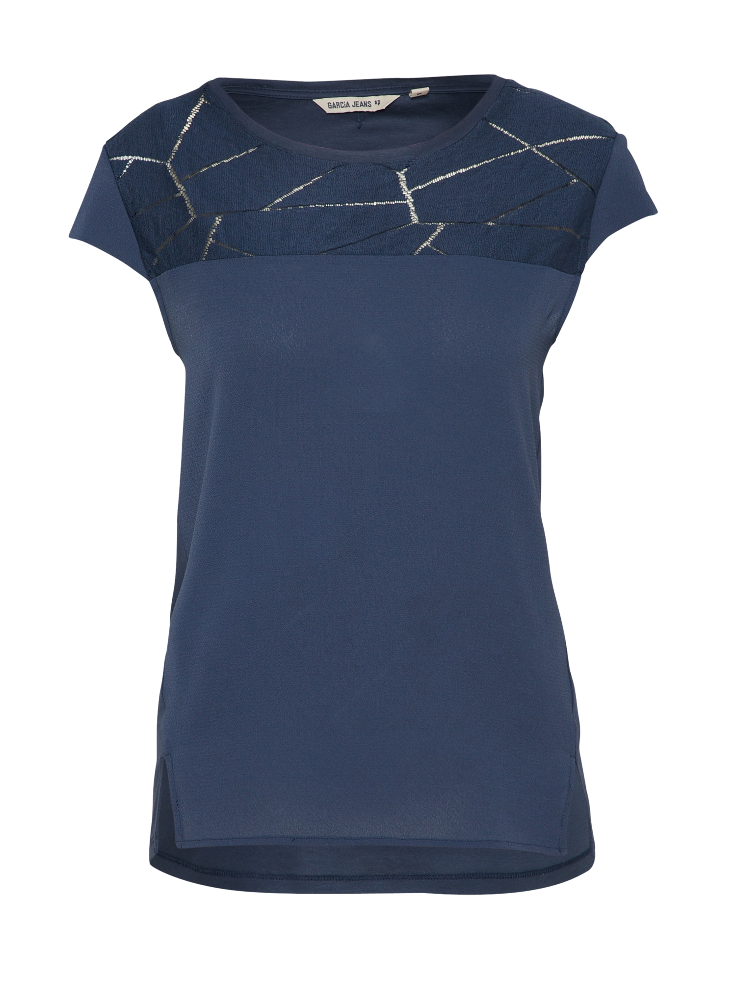 GARCIA, Dames Shirt, marine