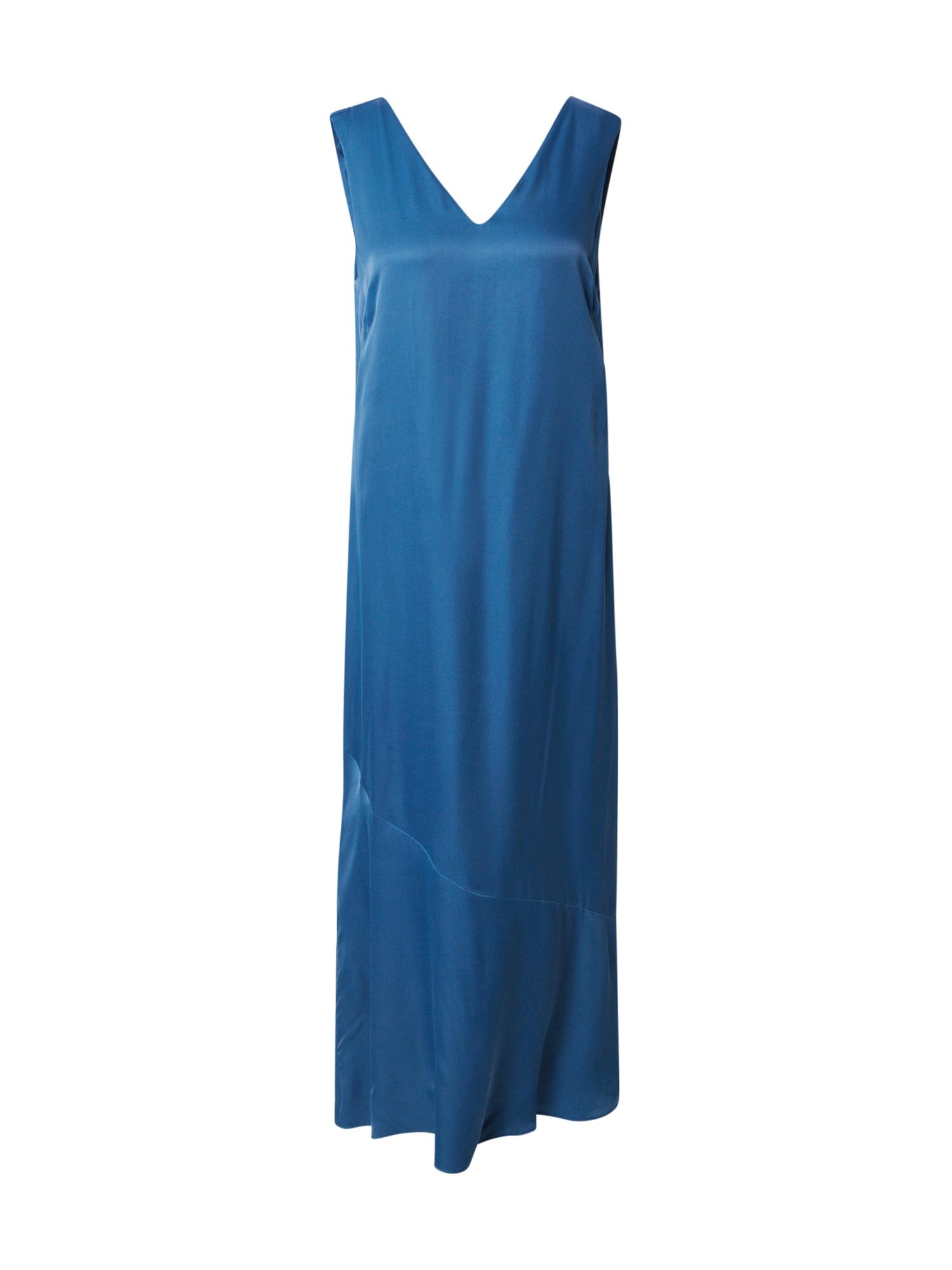 Esprit Collection Maxi šaty  petrolejová
