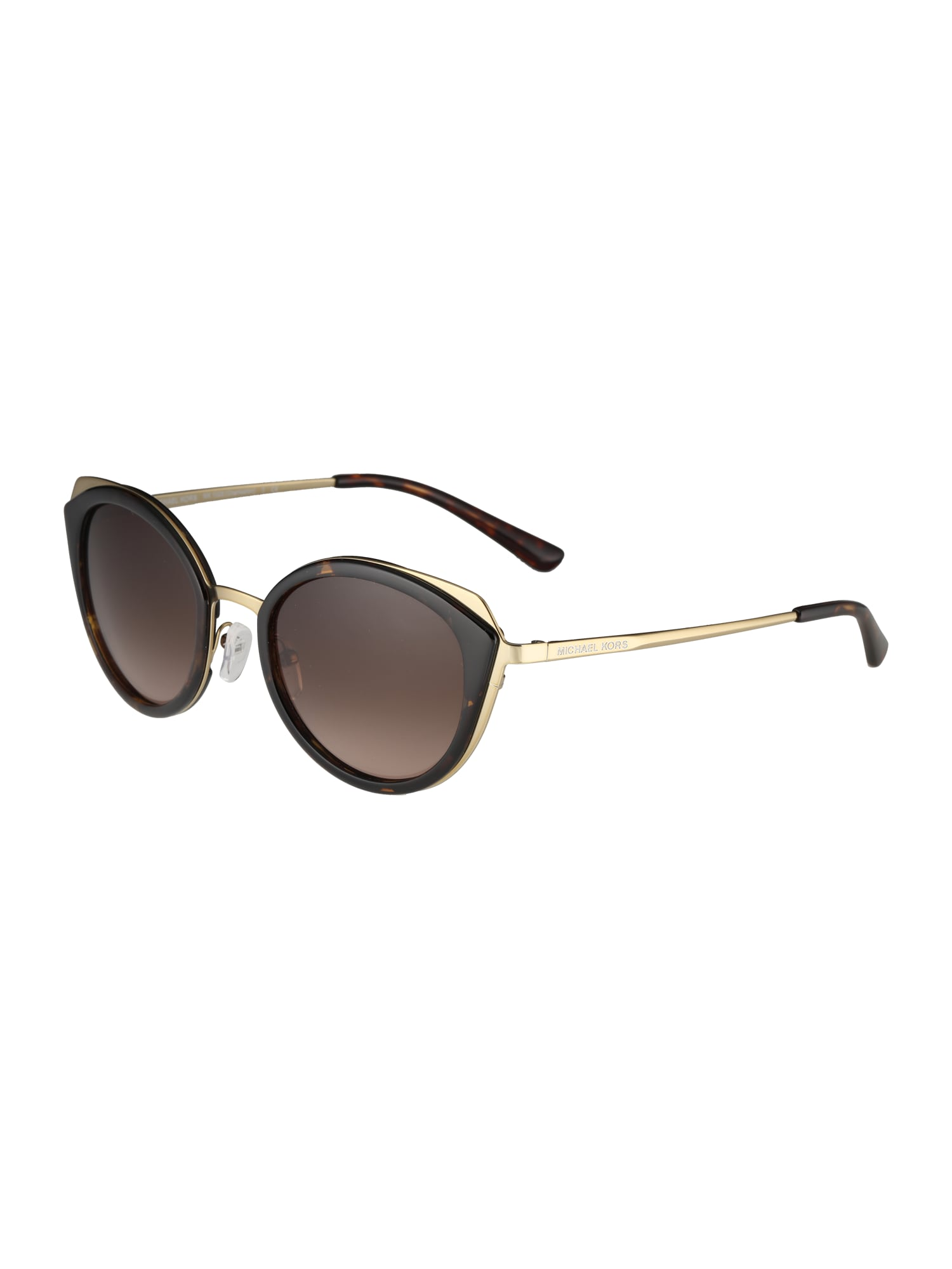 Sluneční brýle CHARLESTON hnědá Michael Kors