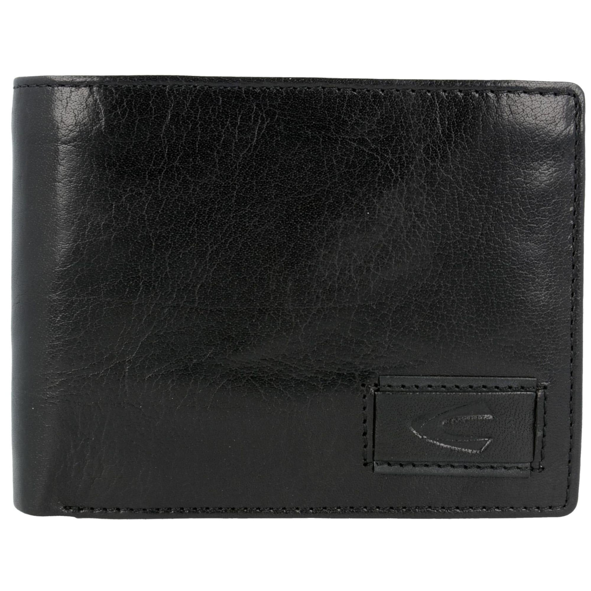 Geldbörse 'Panama', Leder, 12,5 cm | Accessoires > Portemonnaies > Geldbörsen | camel active