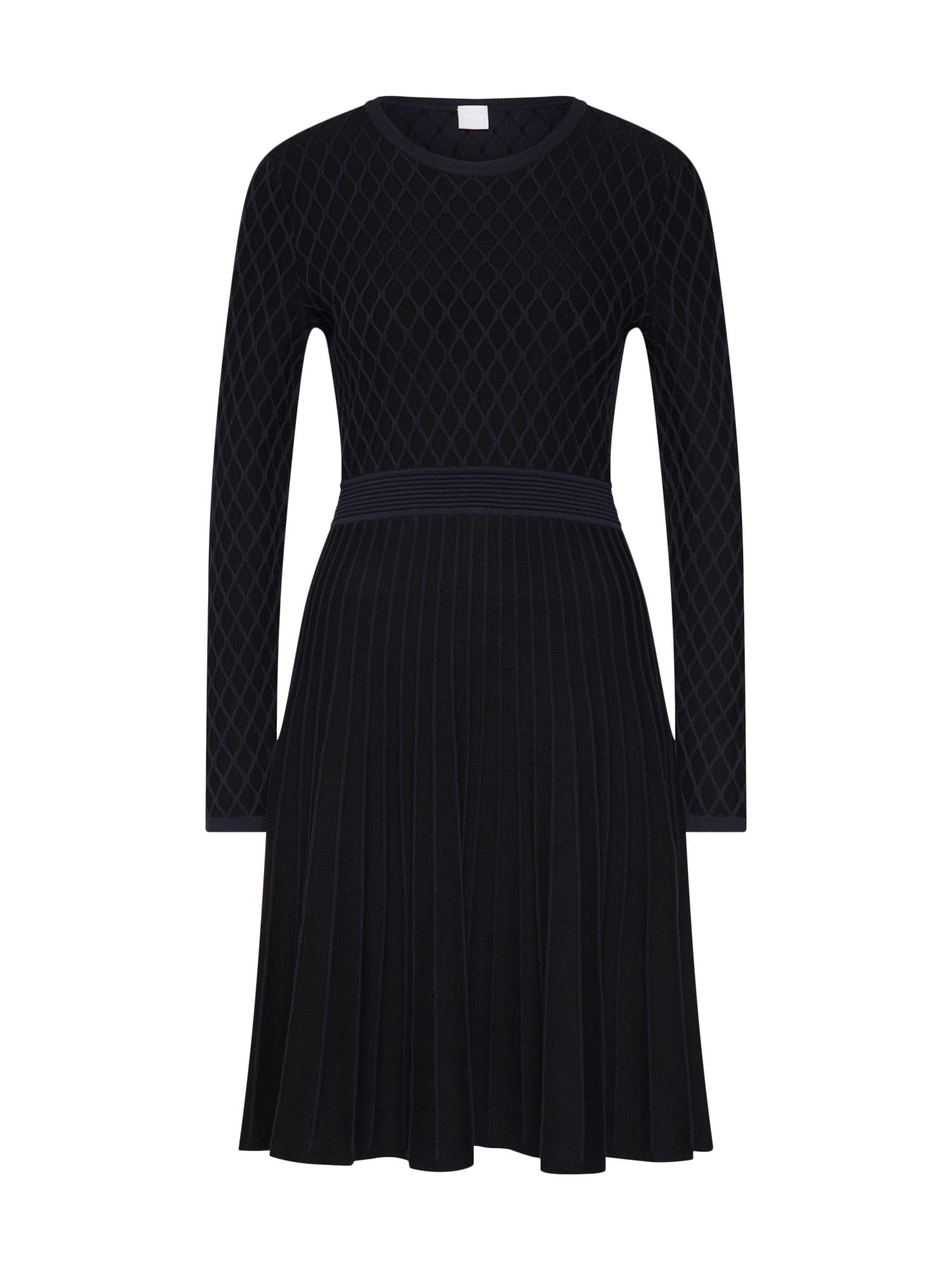 BOSS Sukienka koktajlowa 'Wedressy'  czarny