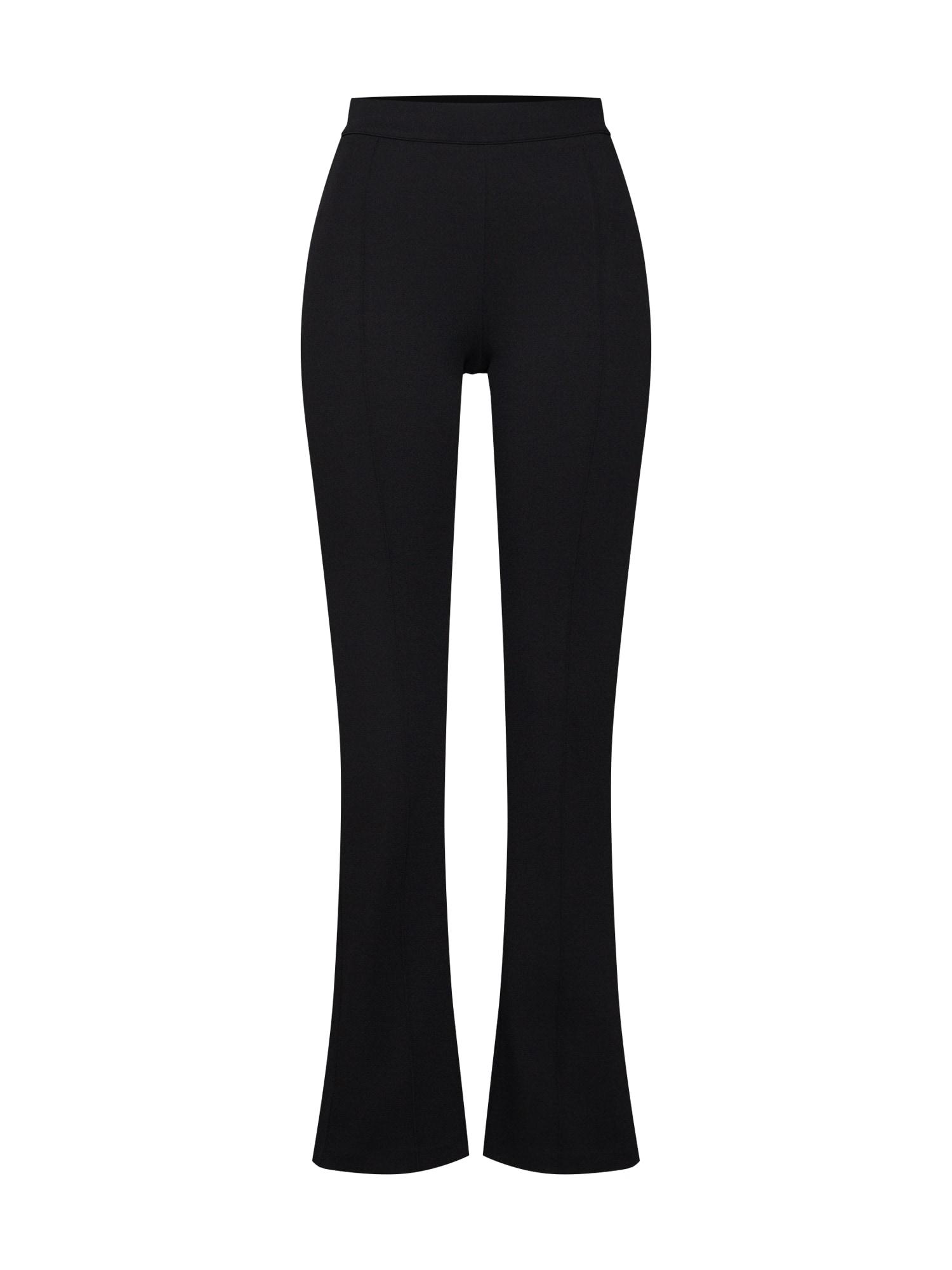 Kalhoty Yasrico černá Y.A.S