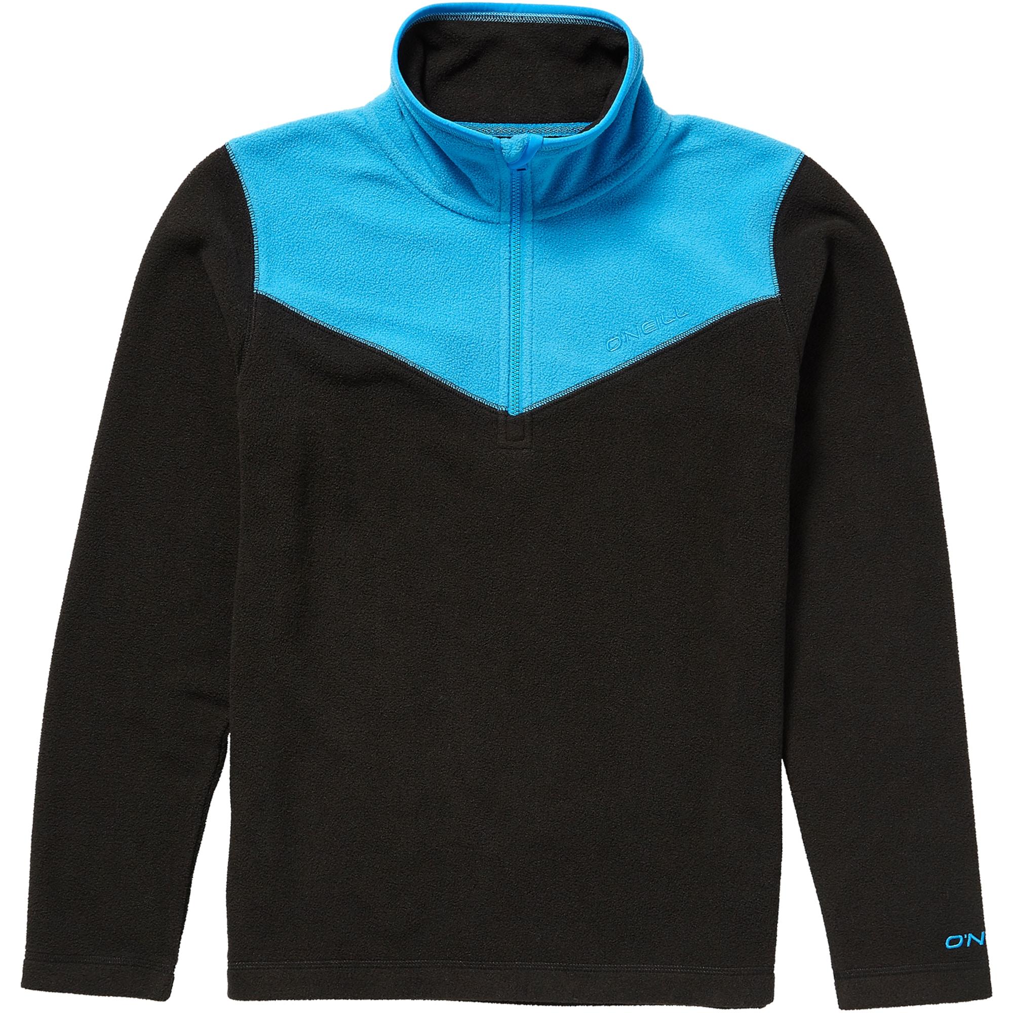 ONEILL Sportovní svetr PB RAILS HZ FLEECE modrá černá O'NEILL