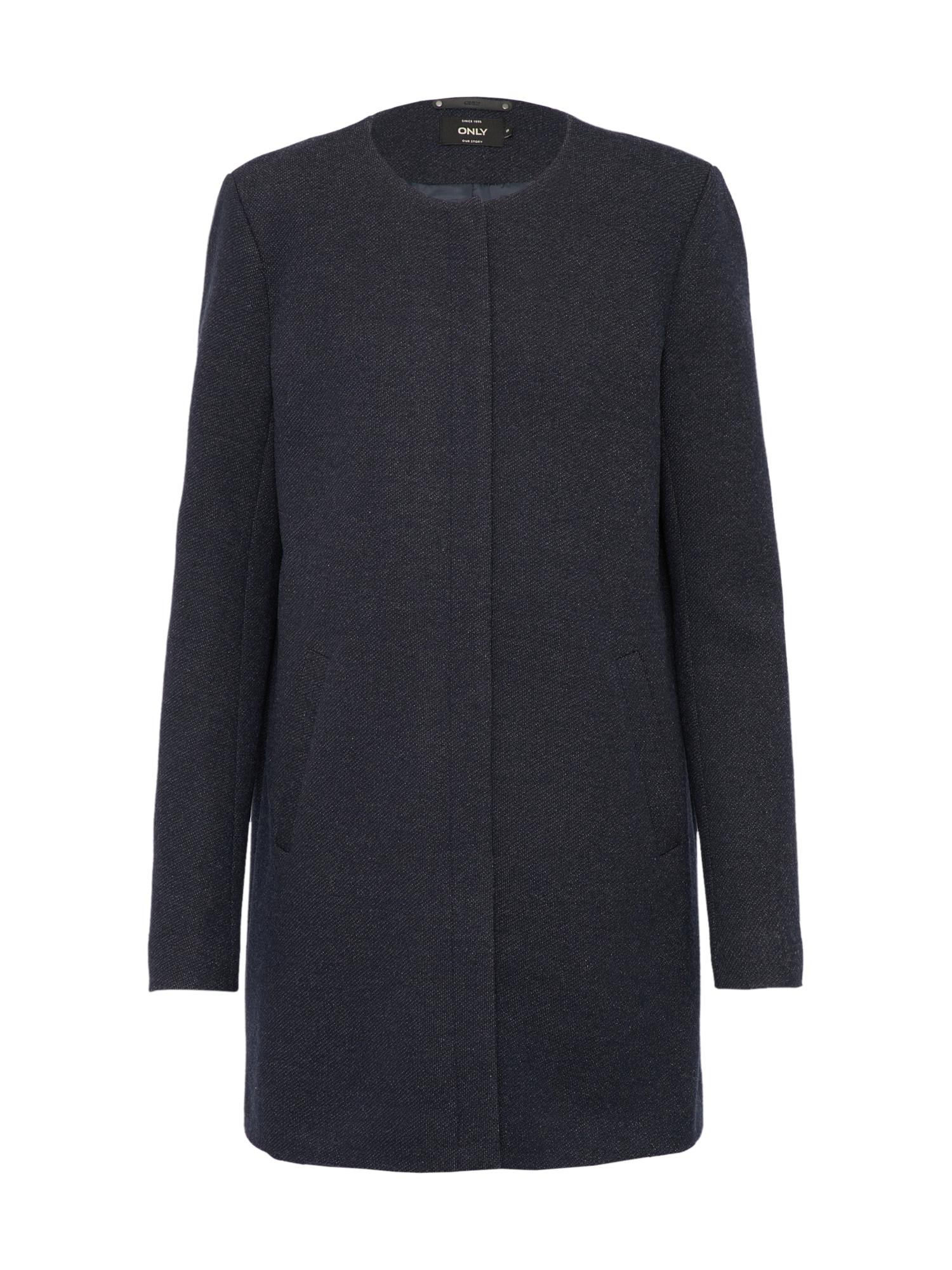 Přechodný kabát SIDNEY noční modrá ONLY