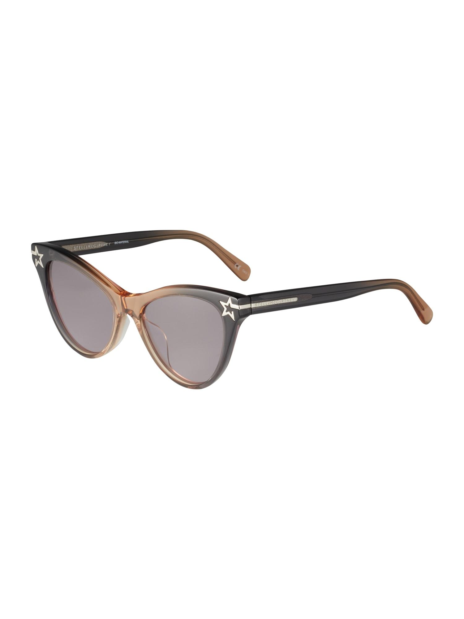 Stella McCartney Sluneční brýle 'SC0212S-001 52'  růžová / hnědá