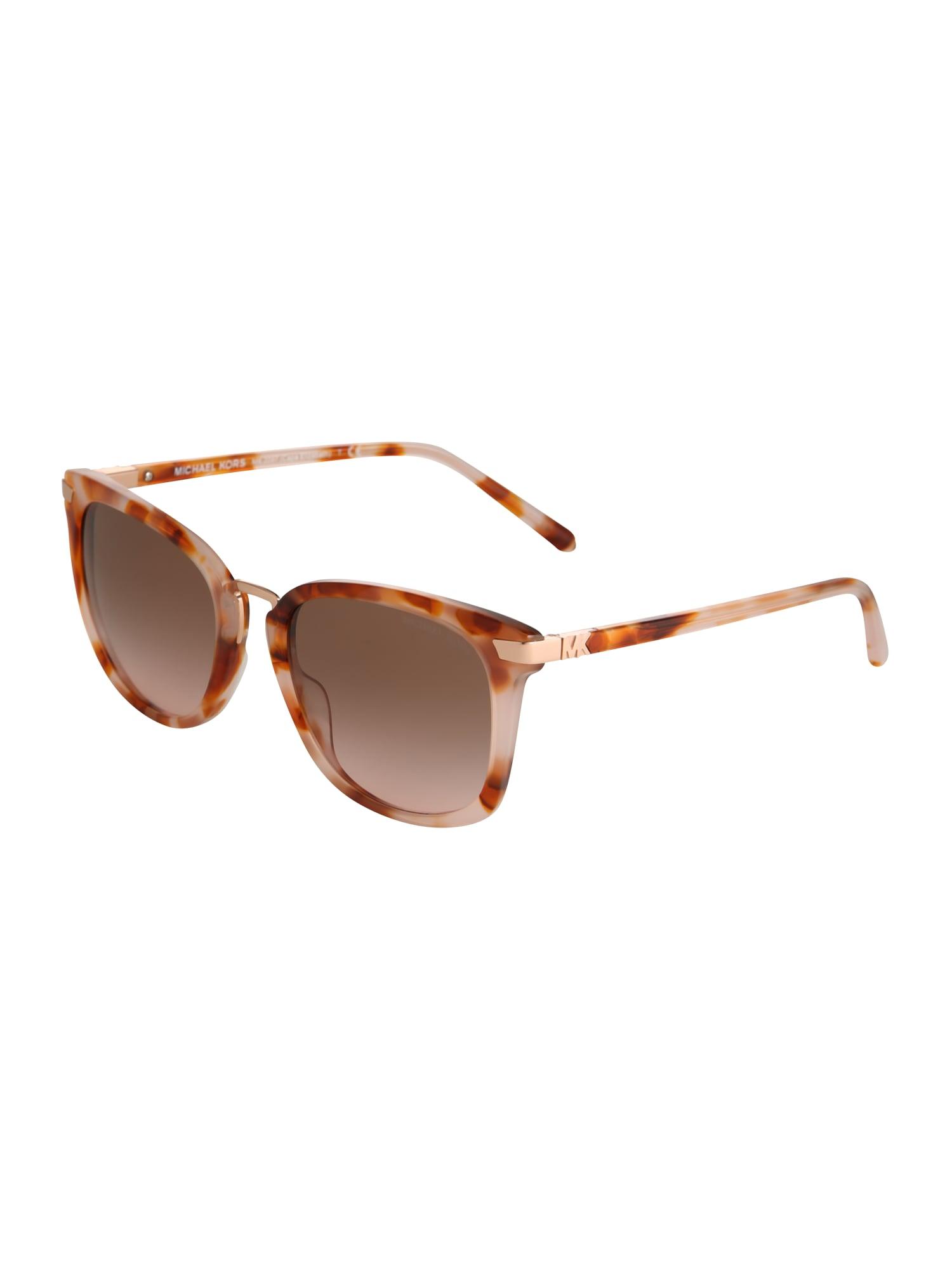 Sluneční brýle CAPE ELIZABETH pink Michael Kors