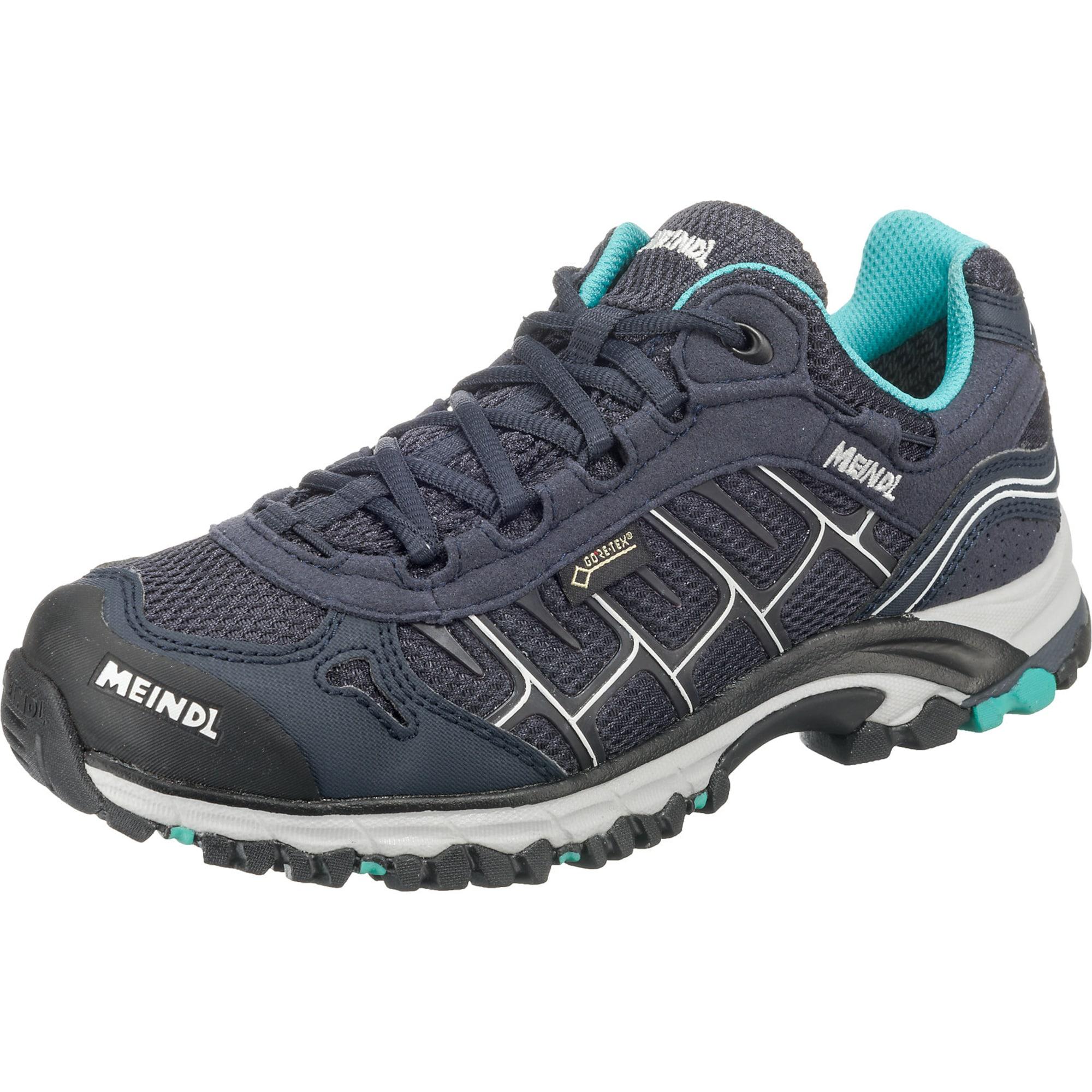 Trekkingschuhe 'Cuba GTX'   Schuhe > Outdoorschuhe > Trekkingschuhe   Aqua - Dunkelblau - Schwarz   MEINDL