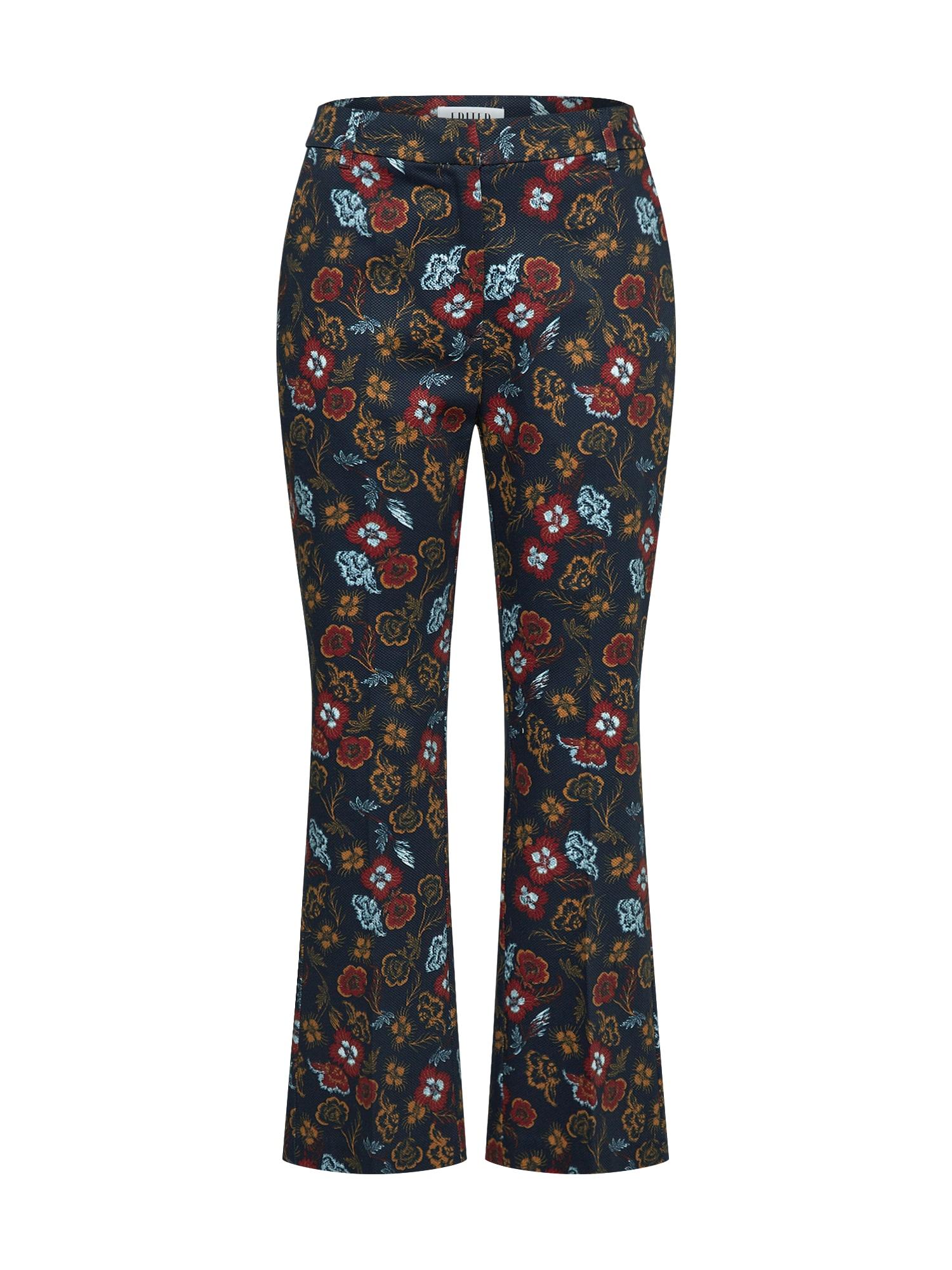 Kalhoty s puky Paulina mix barev EDITED