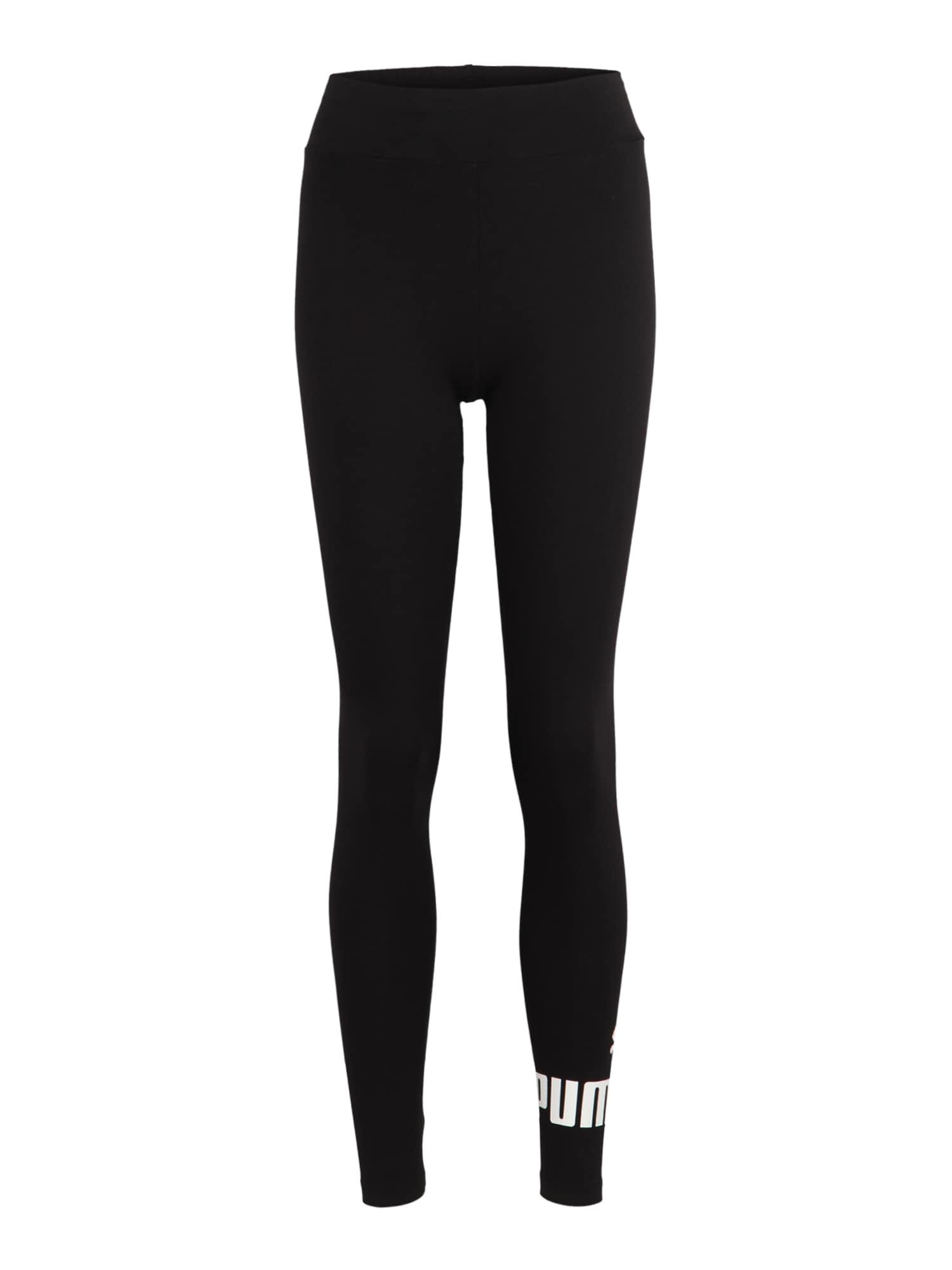 Sportovní kalhoty černá PUMA