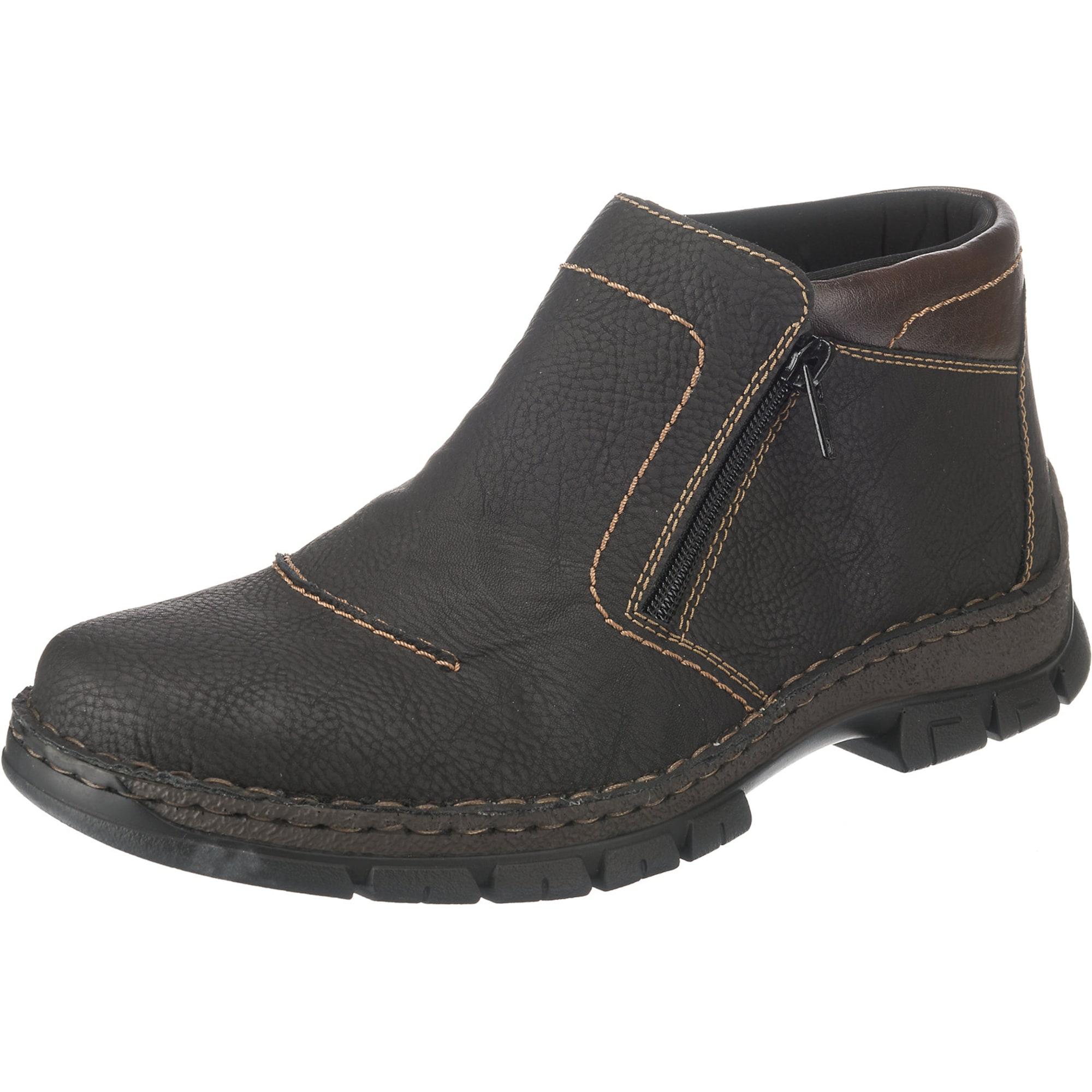 Winterstiefeletten | Schuhe > Boots > Winterstiefel | Braun | RIEKER