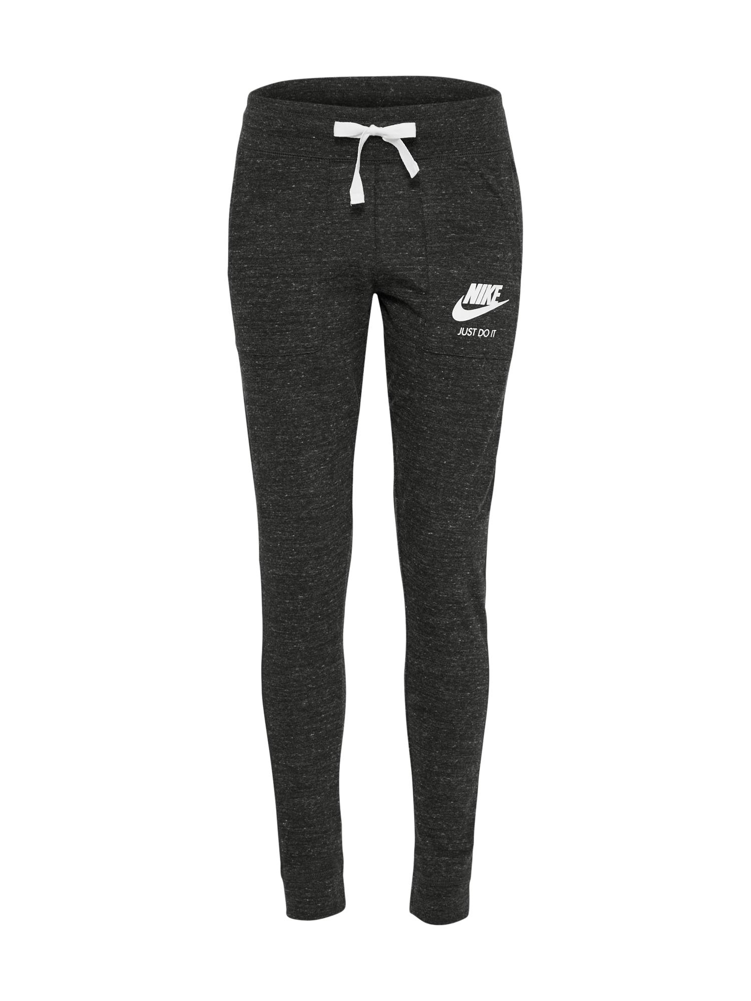 Kalhoty Vintage Pants černá Nike Sportswear