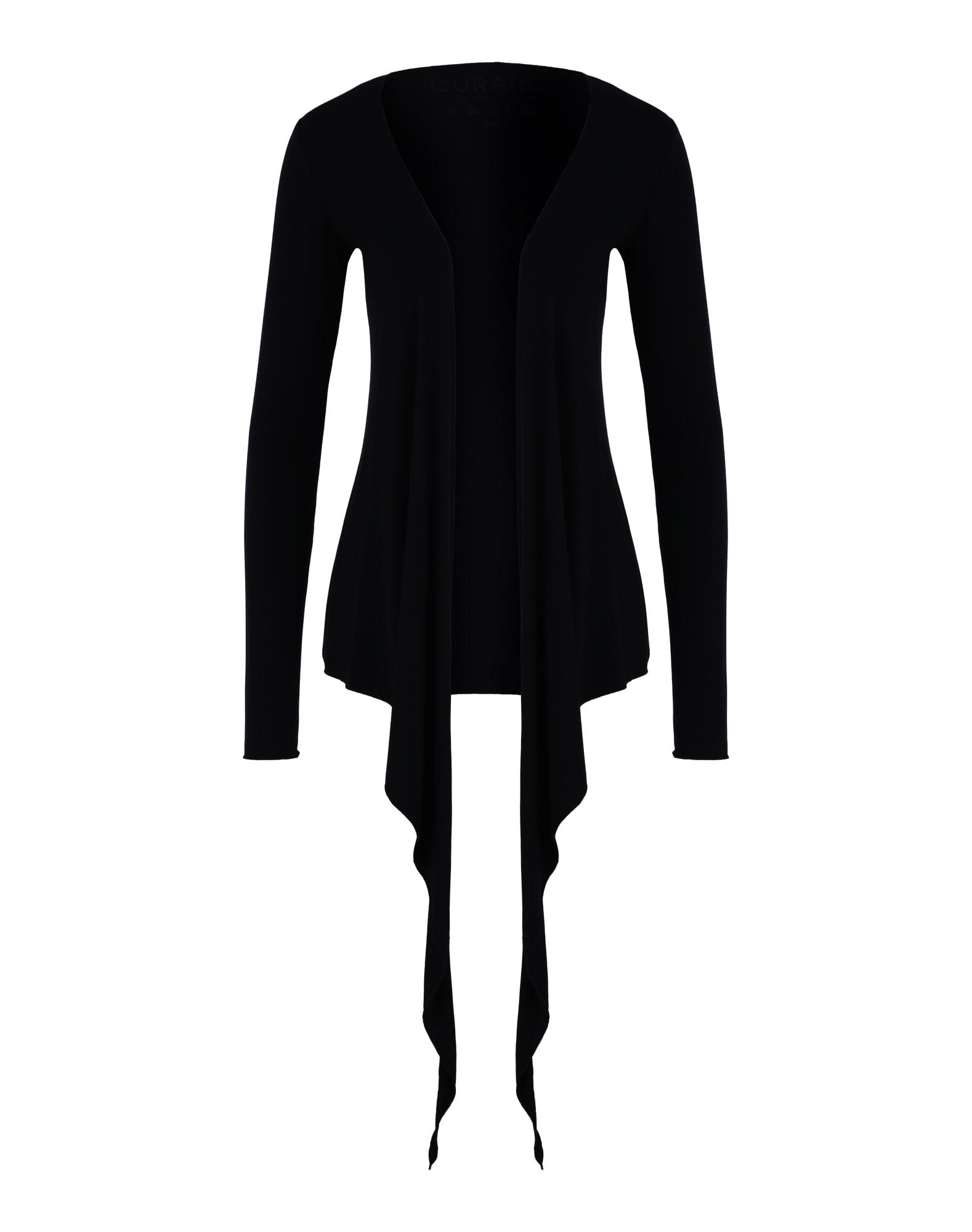 Funkční tričko černá CURARE Yogawear