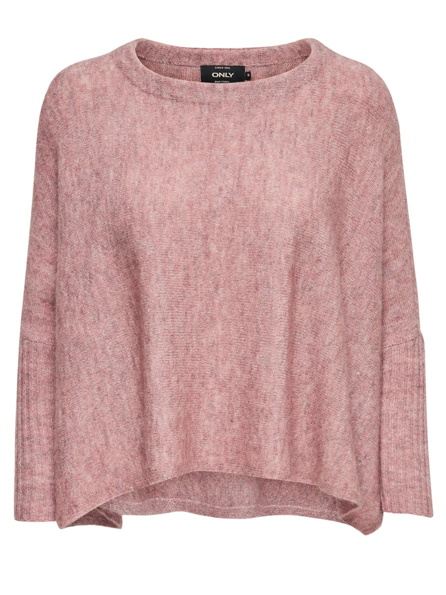 Maxi svetr růžová ONLY