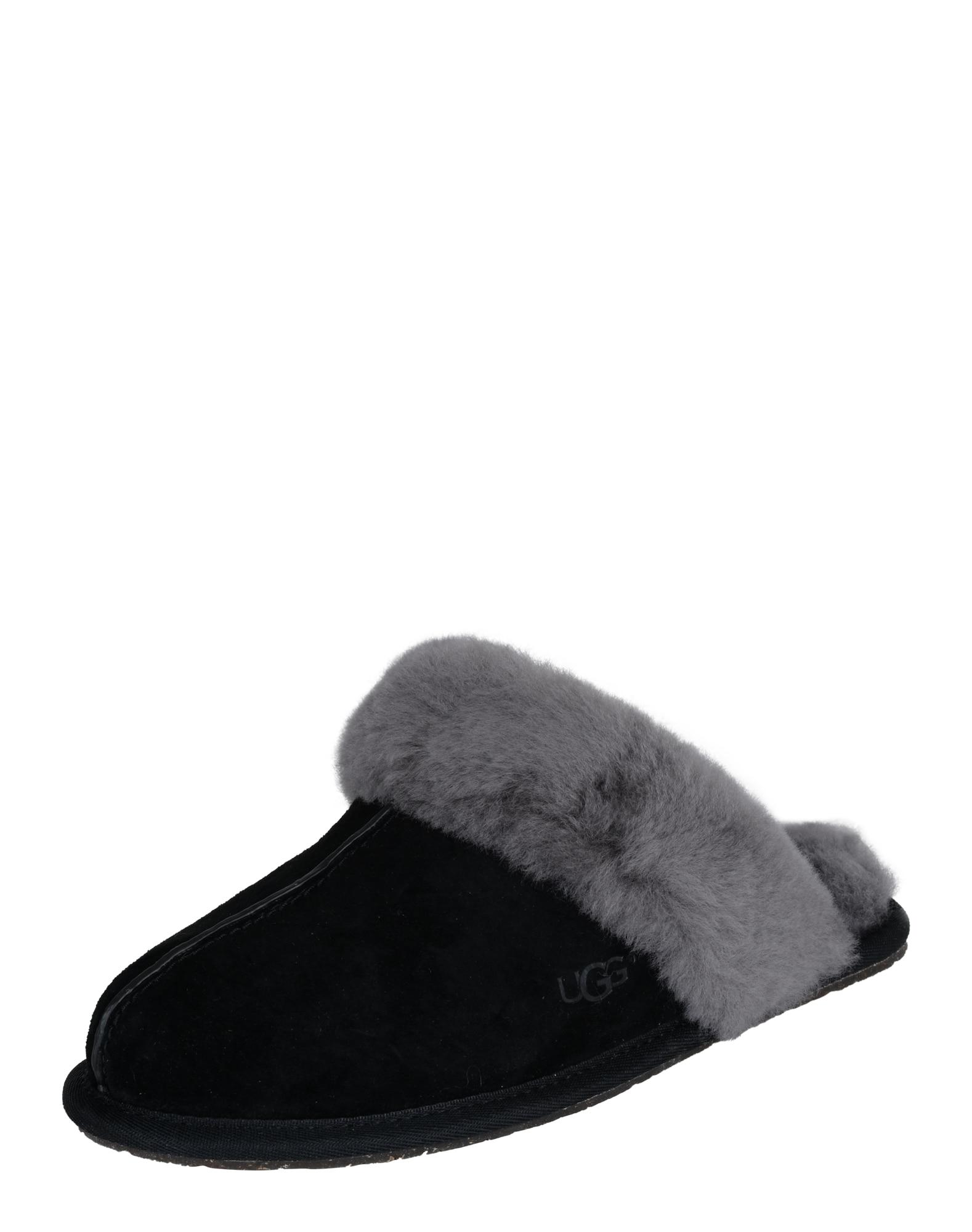 Pantofle Scuffette černá UGG